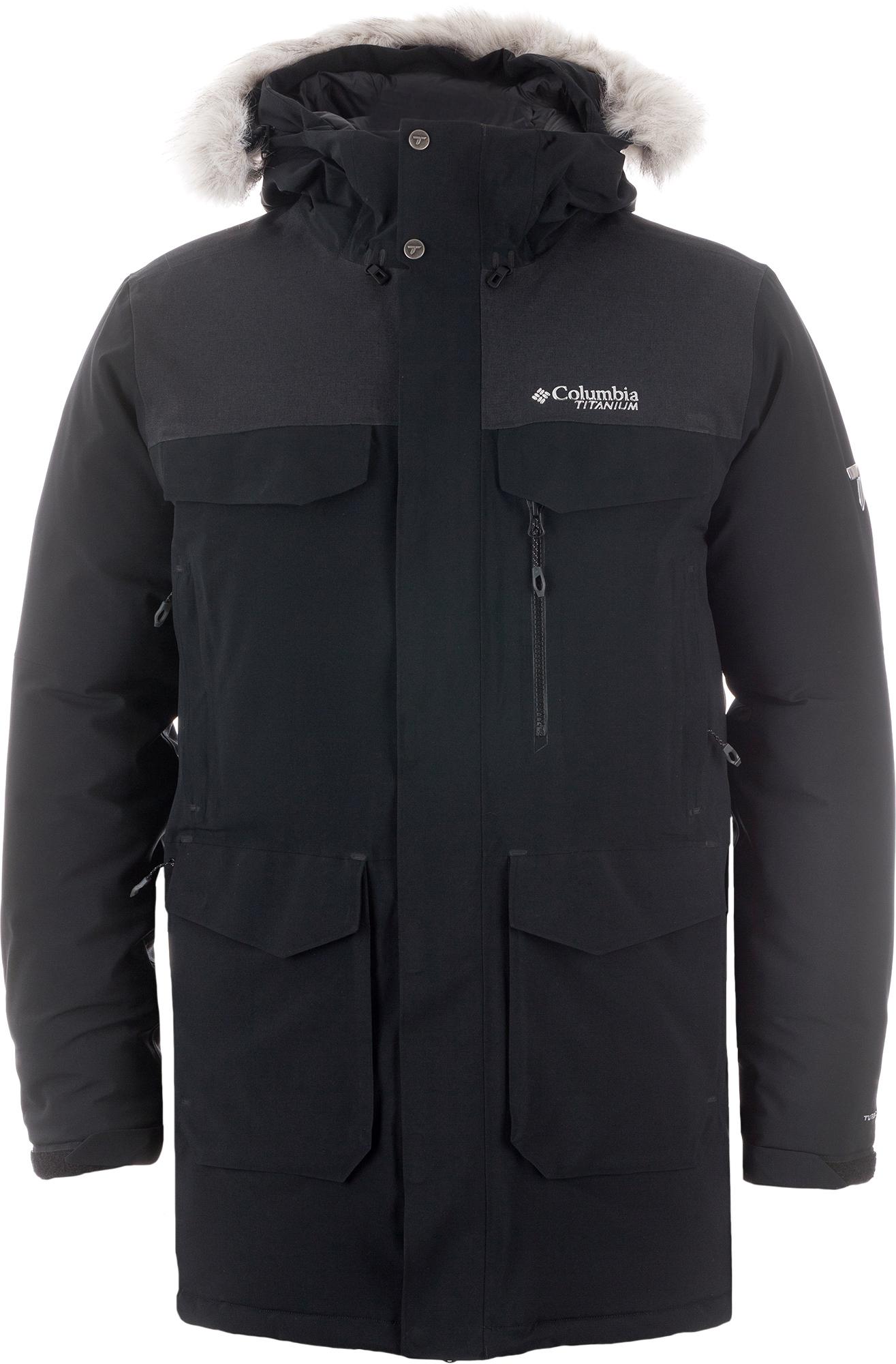 Columbia Куртка пуховая мужская Columbia Titan Pass 780 TurboDown диск обрезиненный titan 51 мм 5 кг черный