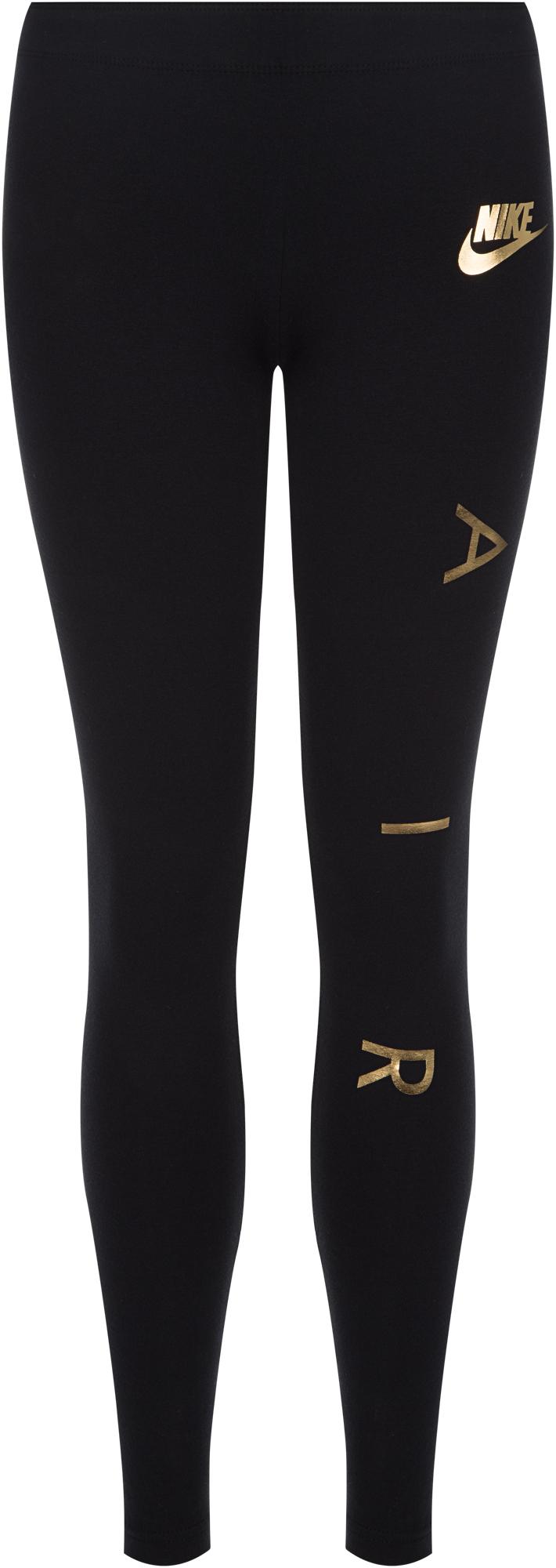 купить Nike Легинсы для девочек Nike Air, размер 146-156 онлайн