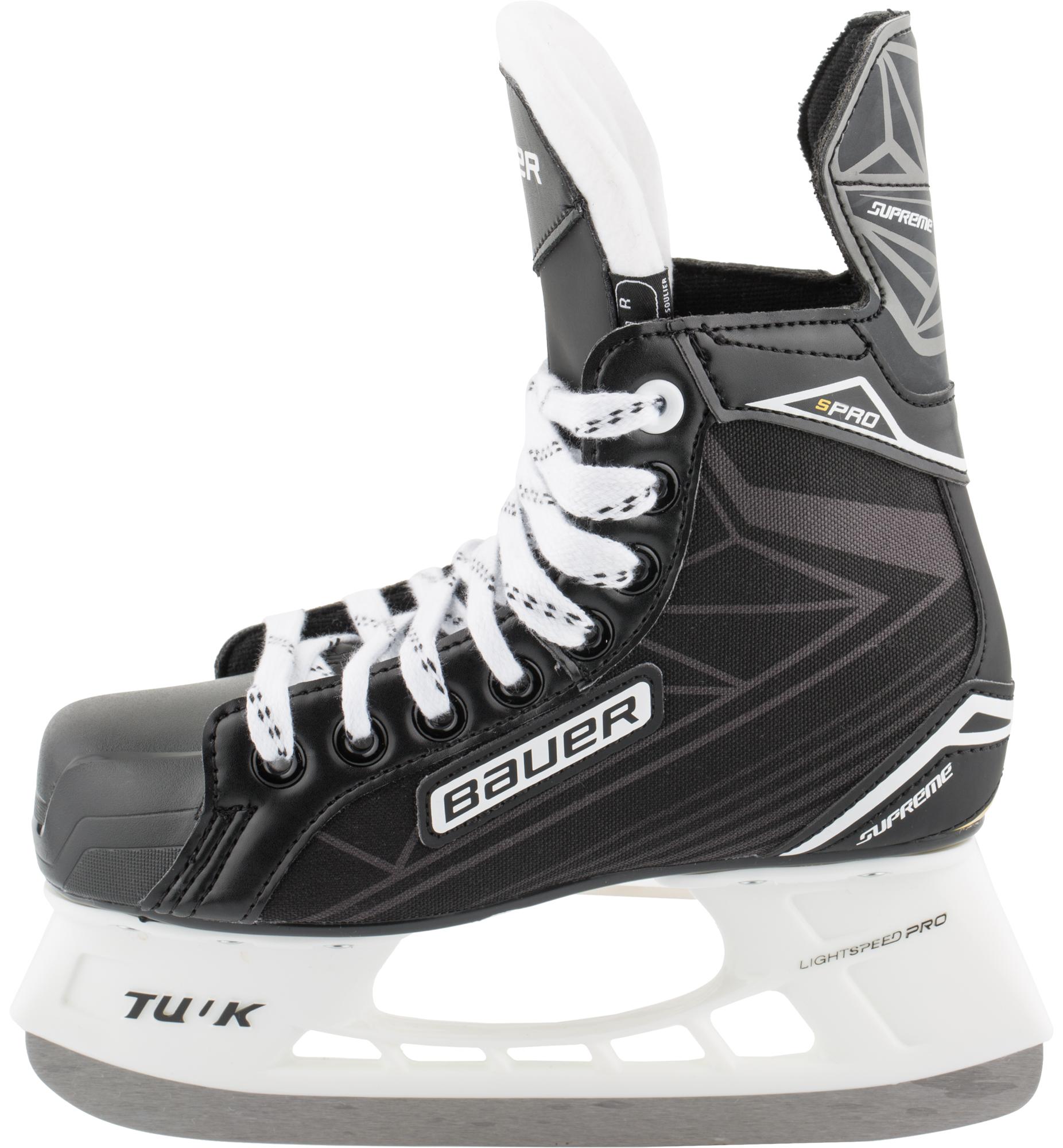 купить  Bauer Коньки хоккейные детские Bauer Supreme Pro  недорого