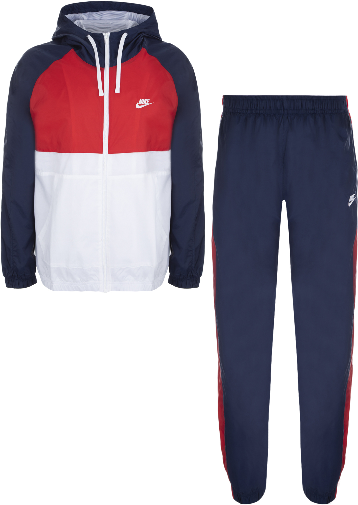 Nike Спортивный костюм мужской Nike, размер 52-54 цена