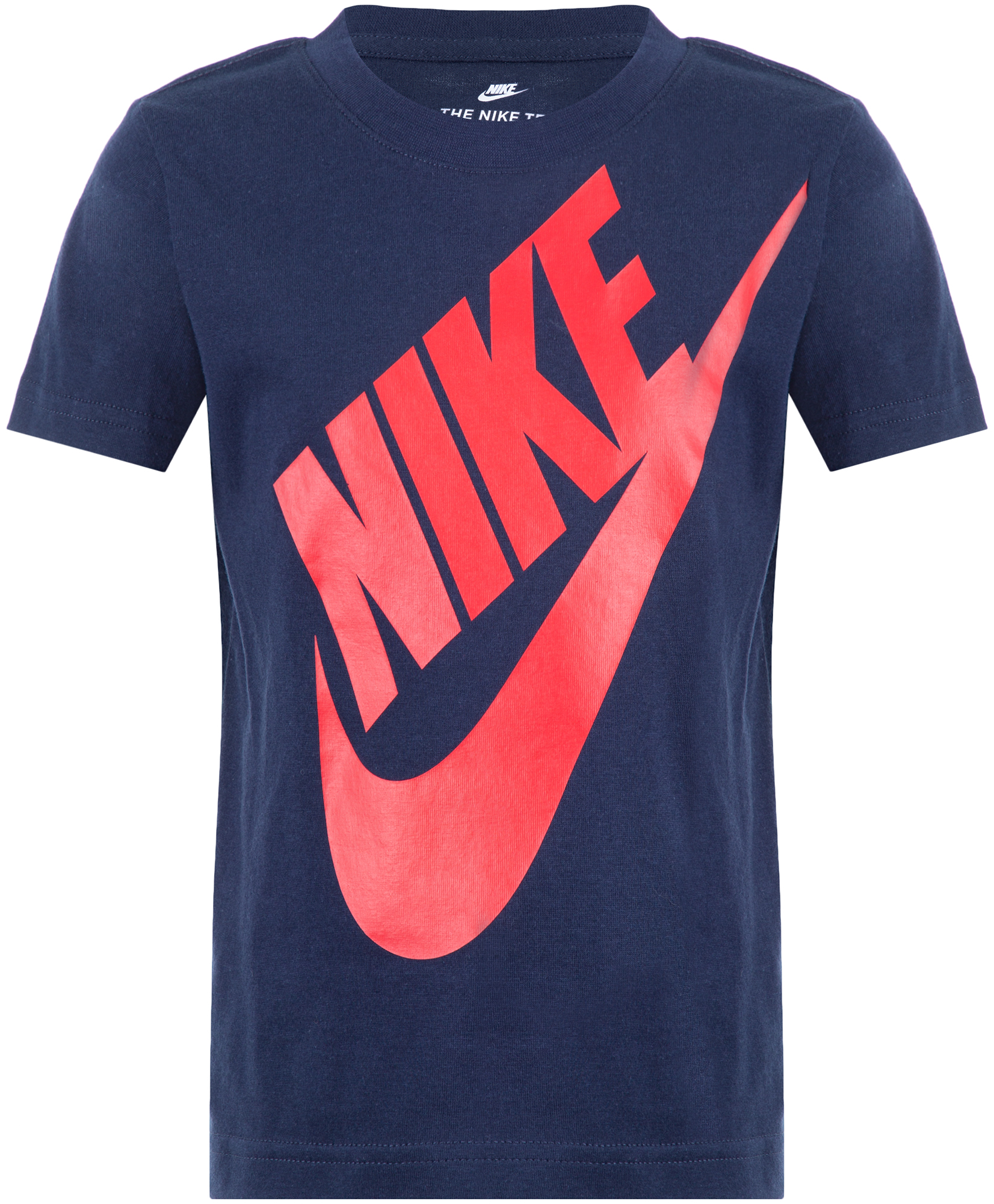 Nike Футболка для мальчиков Nike Futura, размер 122 цена 2017