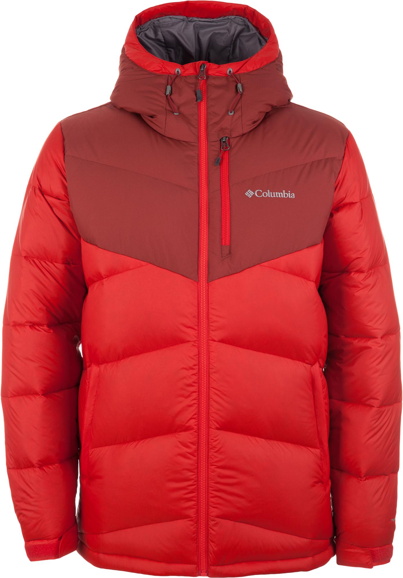 Columbia Куртка пуховая мужская Columbia Sylvan Lake II 630 TurboDown, размер 58-60 цены