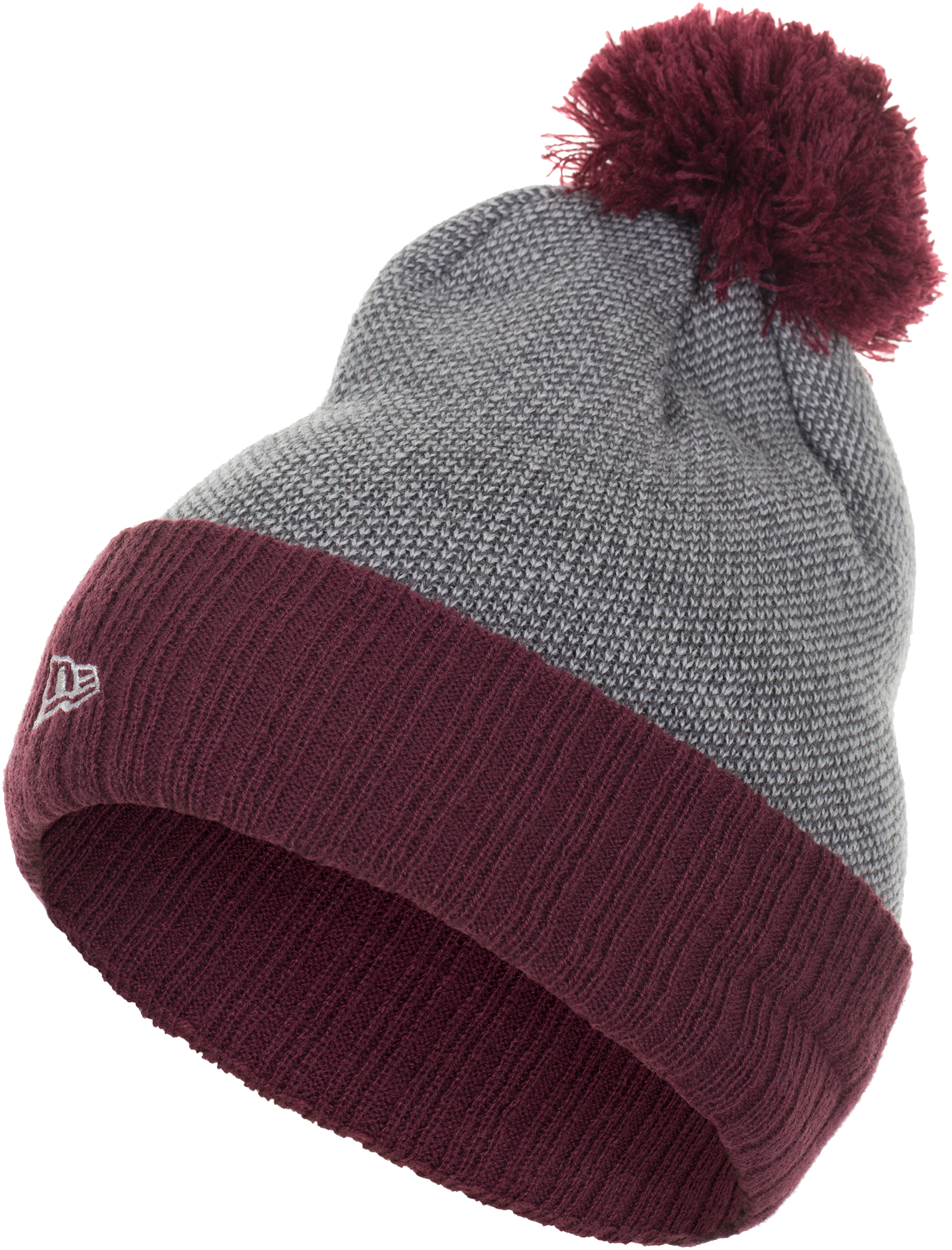 New Era Шапка New Era Lic 870 Heather Bobble цена