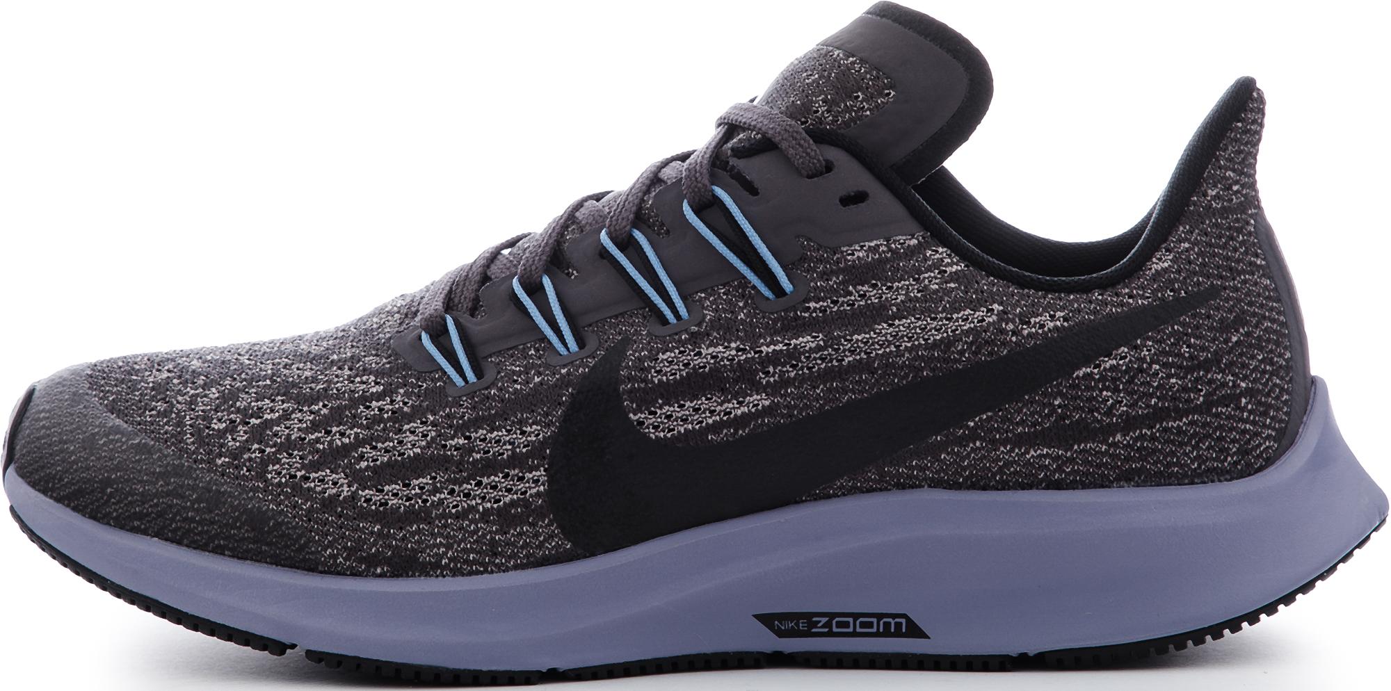 цена Nike Кроссовки детские Nike Air Zoom Pegasus 36, размер 39 онлайн в 2017 году