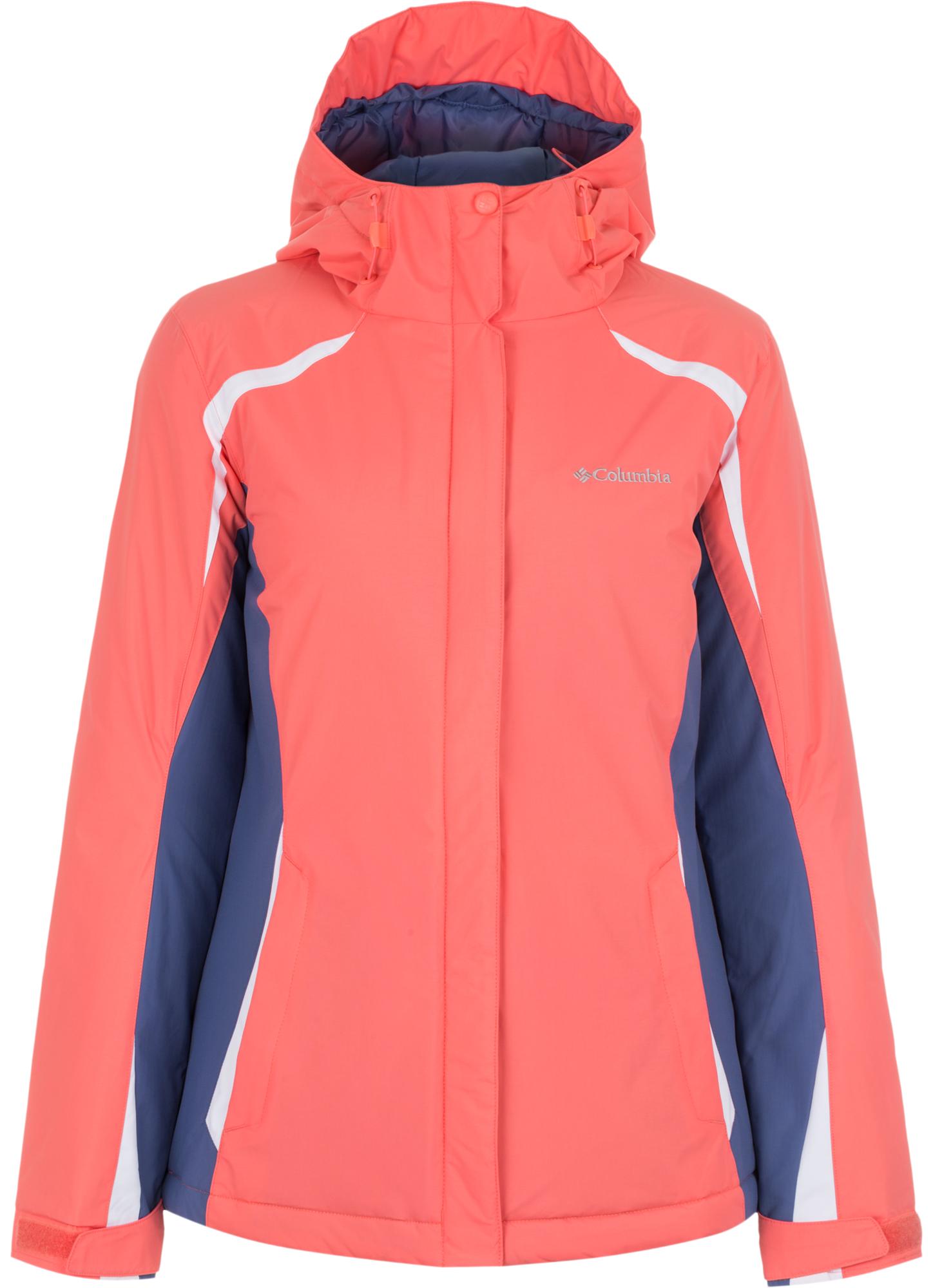 Columbia Куртка утепленная женская Columbia Snow Roller columbia куртка утепленная для девочек columbia horizon ride