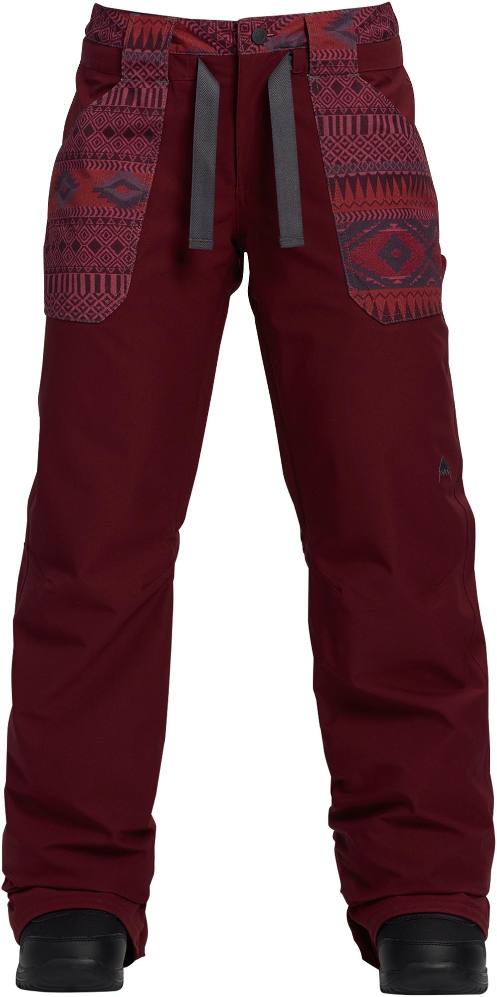 Burton Брюки утепленные женские Burton Veazie, размер 48-50 брюки burton menswear london burton menswear london bu014emchoc6