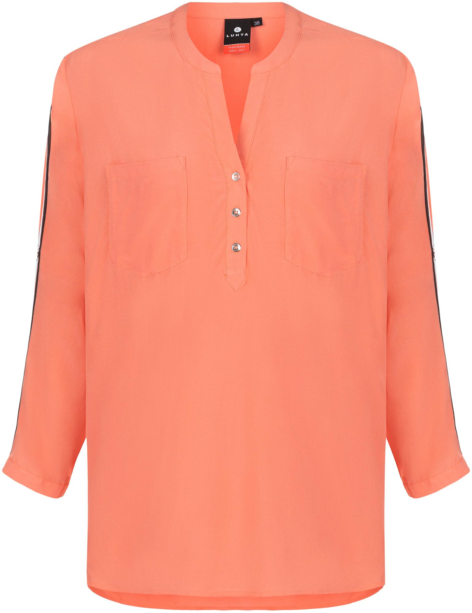 Luhta Рубашка женская Luhta Attala, размер 50 варежки luhta luhta lu692dwadwh0