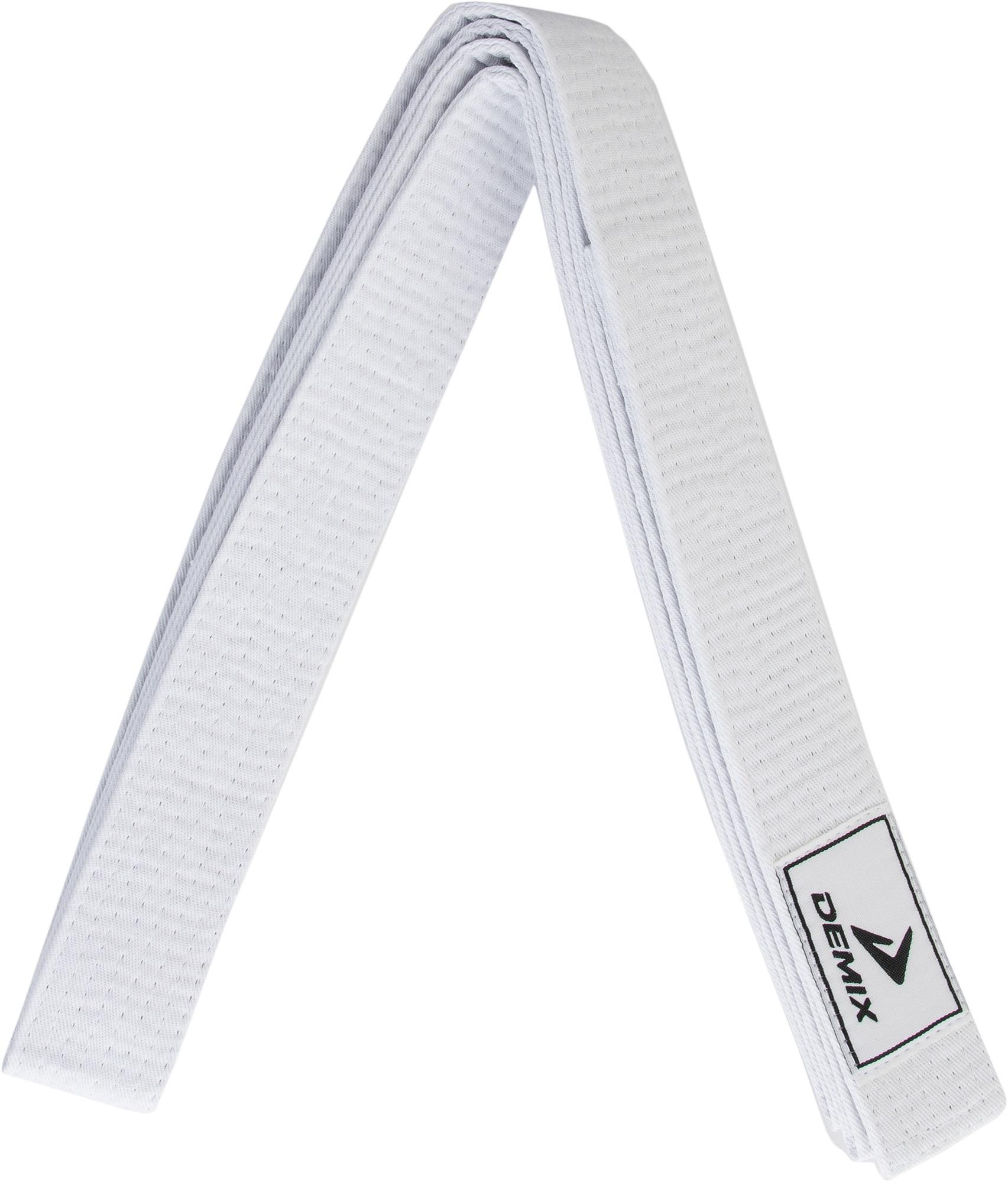 Demix Пояс для кимоно Demix, 280 см цена и фото