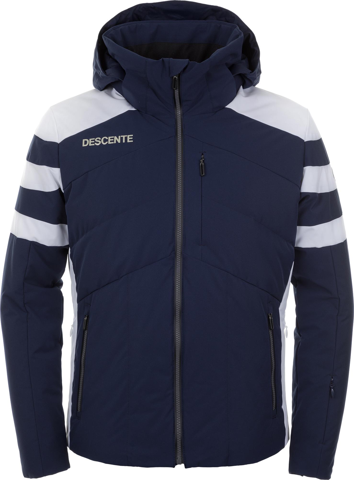 Descente Куртка утепленная мужская Descente Zidane, размер 56 zidane