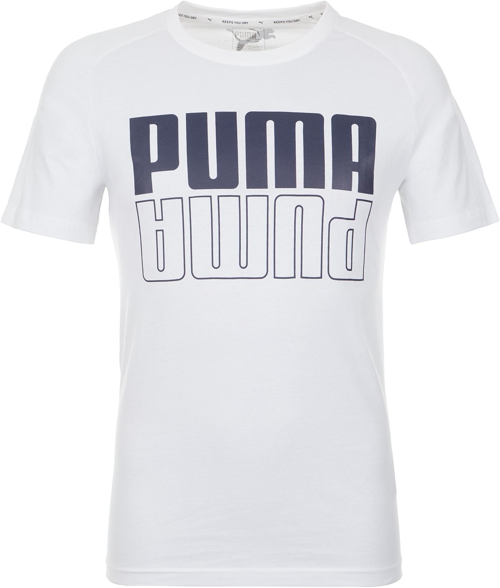 Puma Футболка мужская Modern, размер 50-52