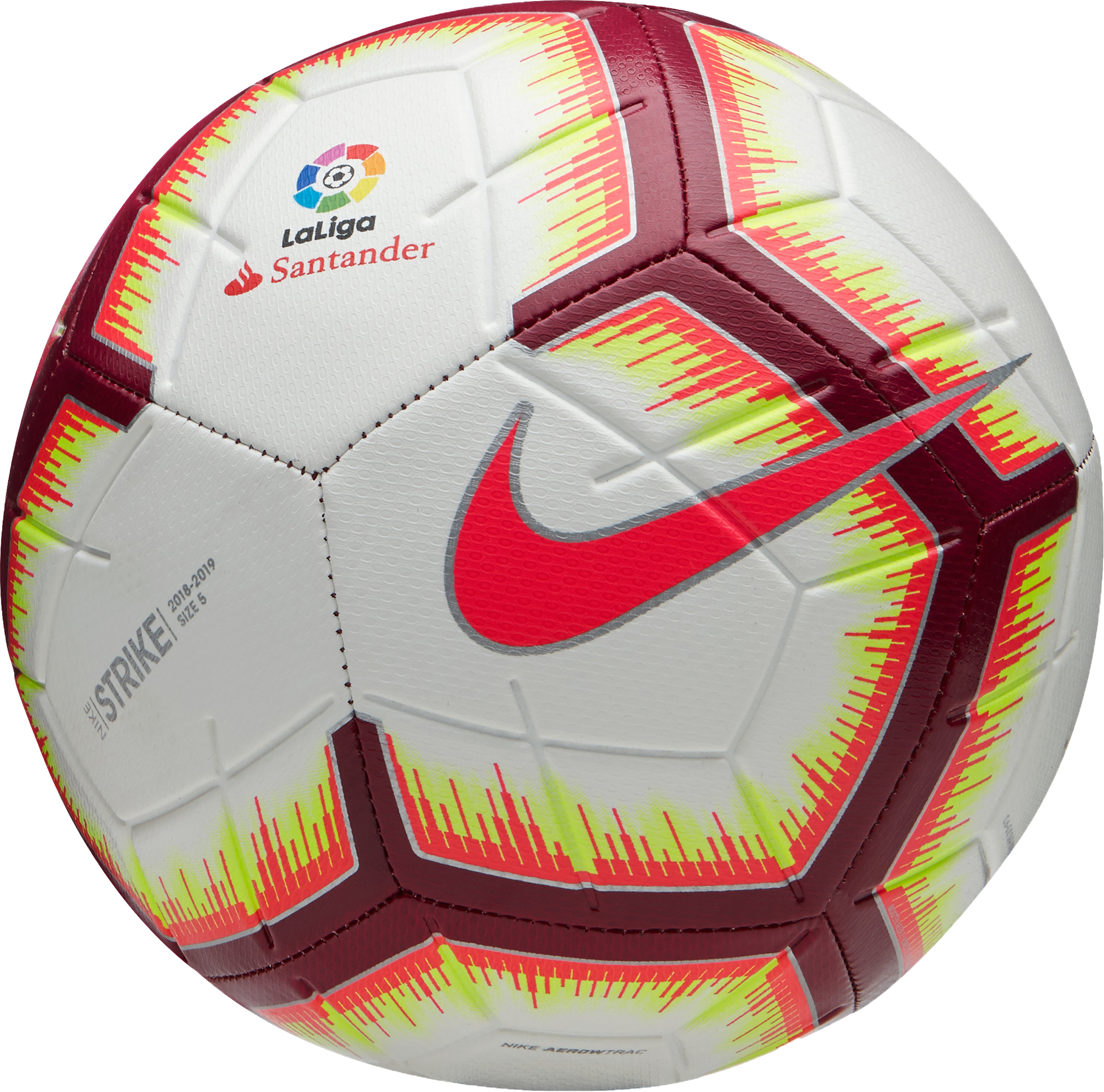 Nike Мяч футбольный La Liga Strike