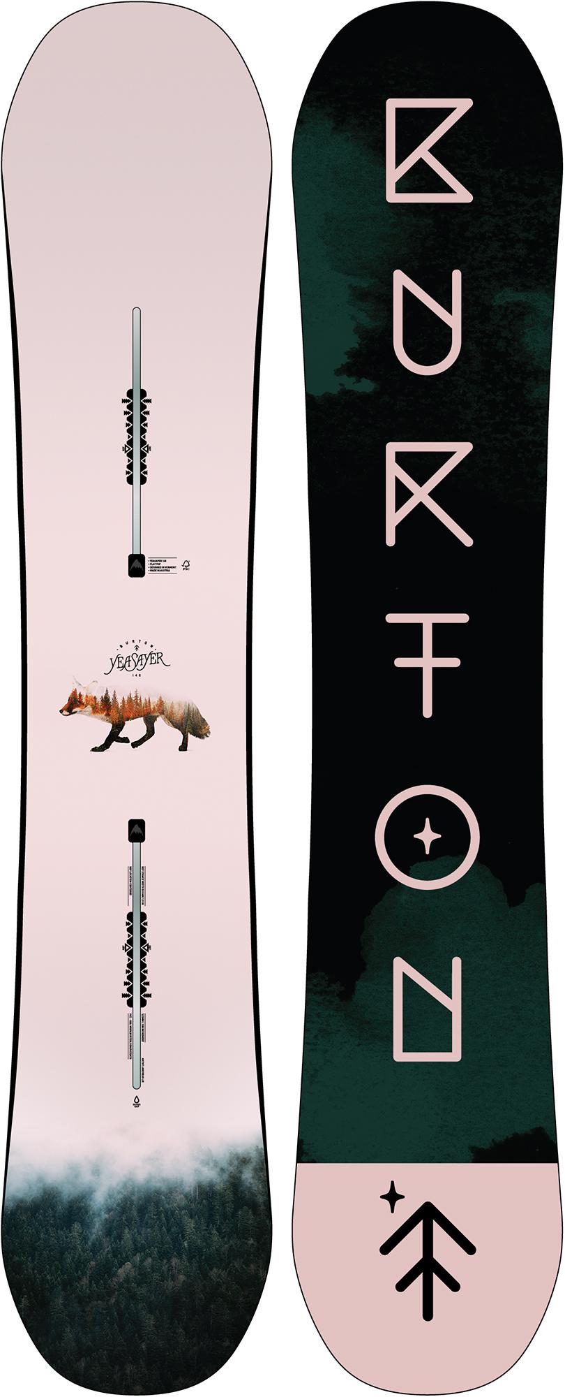 Burton Burton Yeasayer (18/19), размер 152 цены