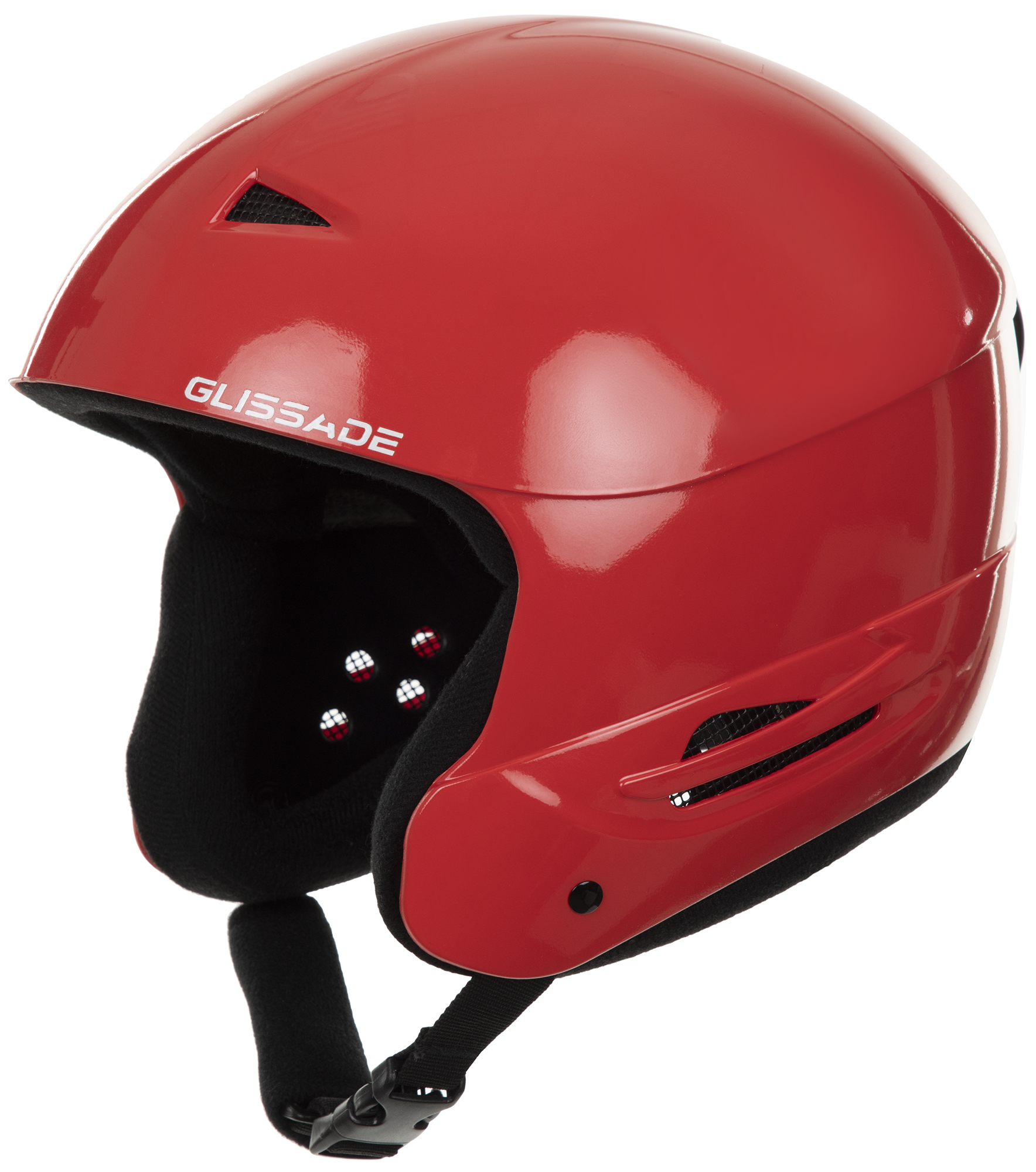 Glissade Шлем детский Glissade Glider, размер 51-53 шлем для сноуборда детский roxy happyland blue