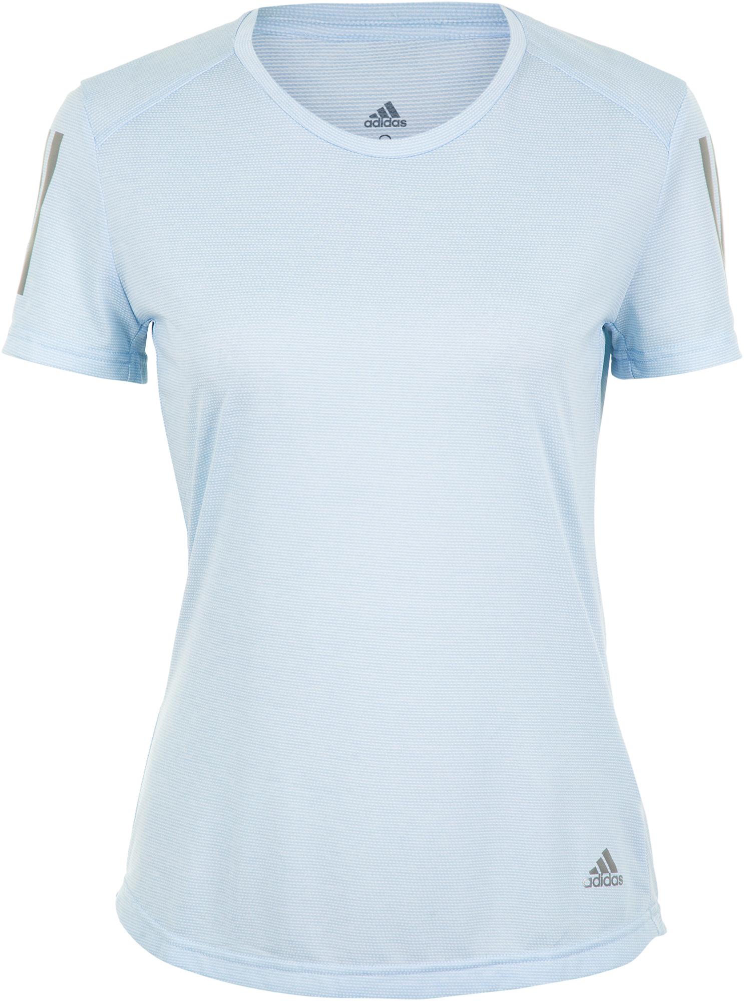 Adidas Футболка женская Adidas Own The Run, размер 46-48 цена