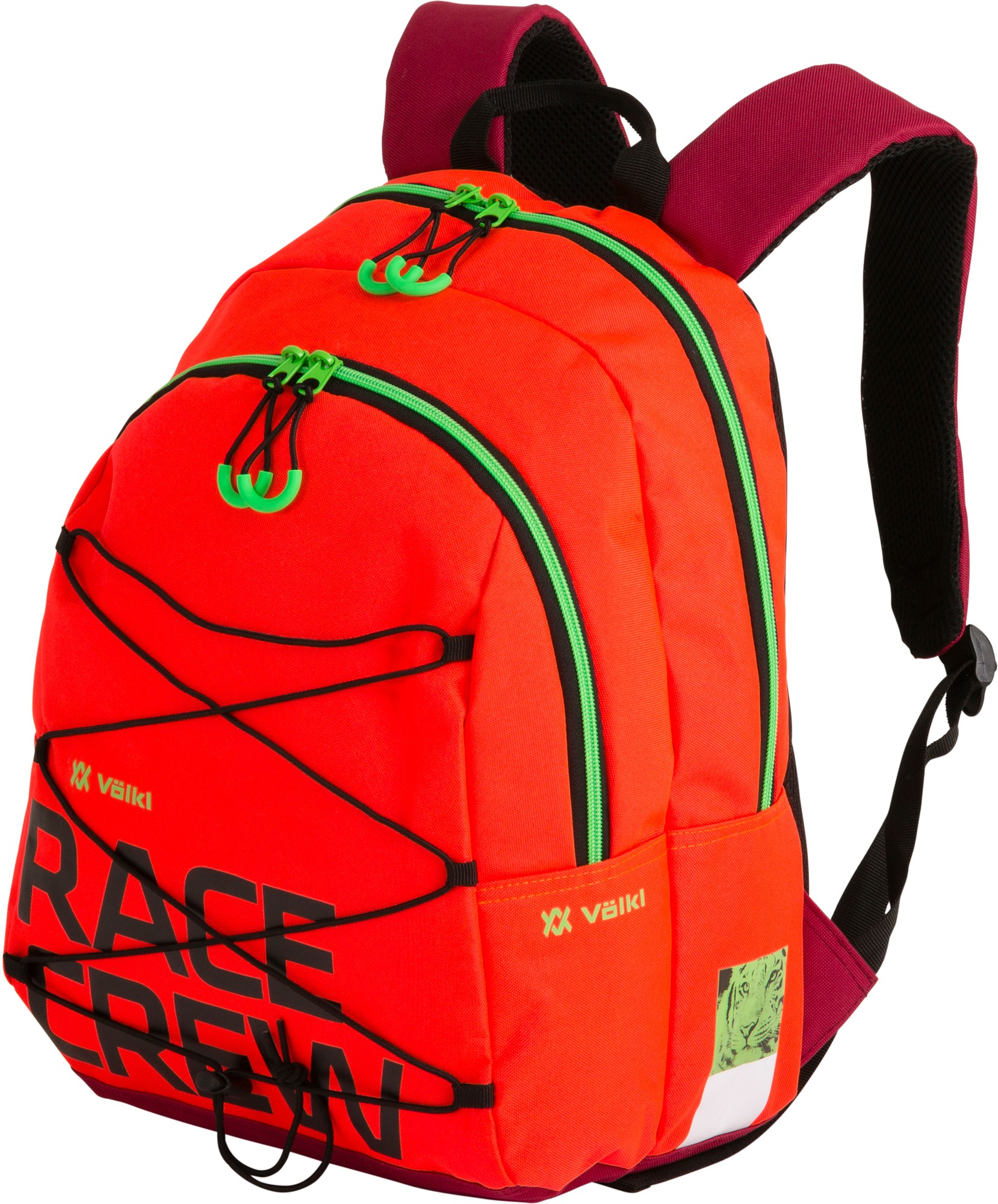 Volkl Рюкзак Race Day Pack Bag, 34 л