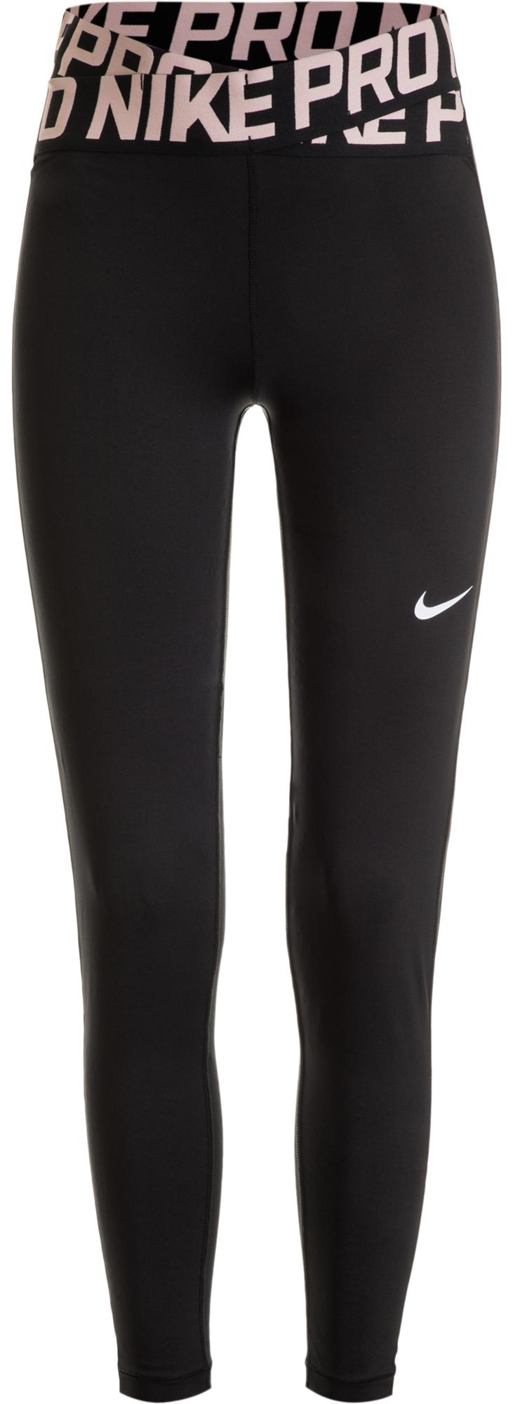 Nike Легинсы женские Nike Pro, размер 46-48 nike легинсы женские nike sculpt hyper