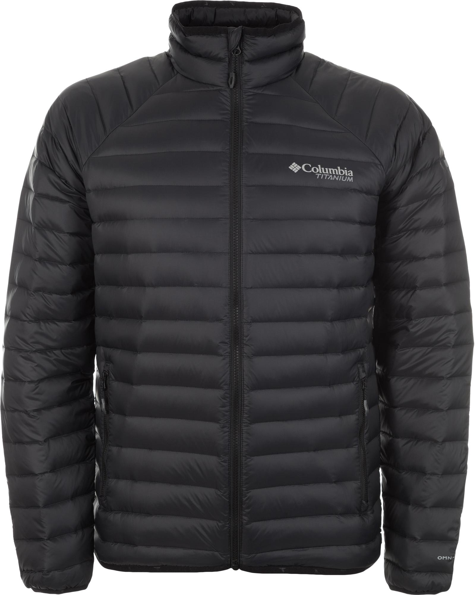 Columbia Куртка пуховая мужская Columbia Alpha Trail, размер 48-50