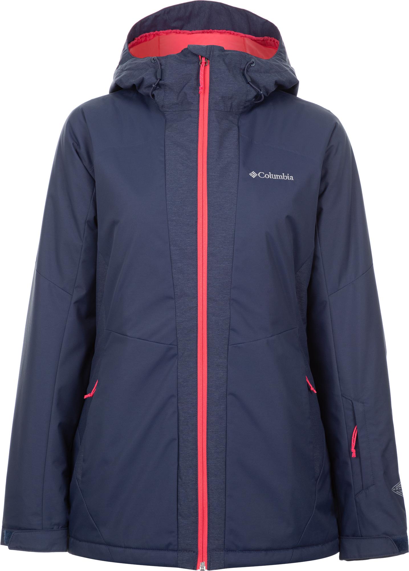 Columbia Куртка утепленная женская Columbia Rivanna Ridge II, размер 50 3787e2905da