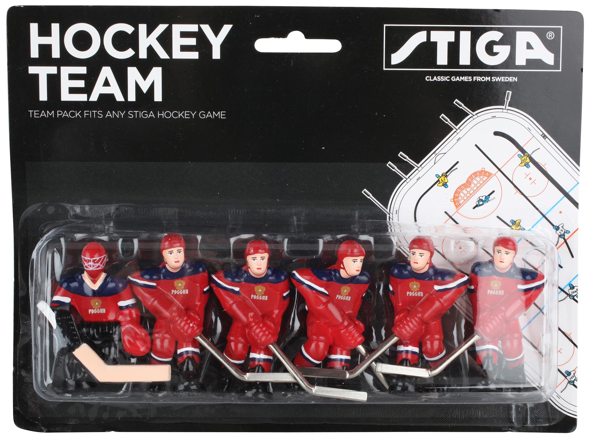 Stiga Команда игроков Stiga Сборная России stiga подставка для игр раскладная stiga