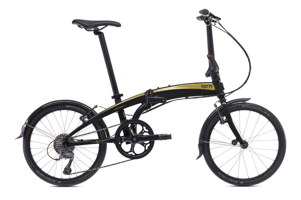 Tern Велосипед складной Tern Verge N8 20