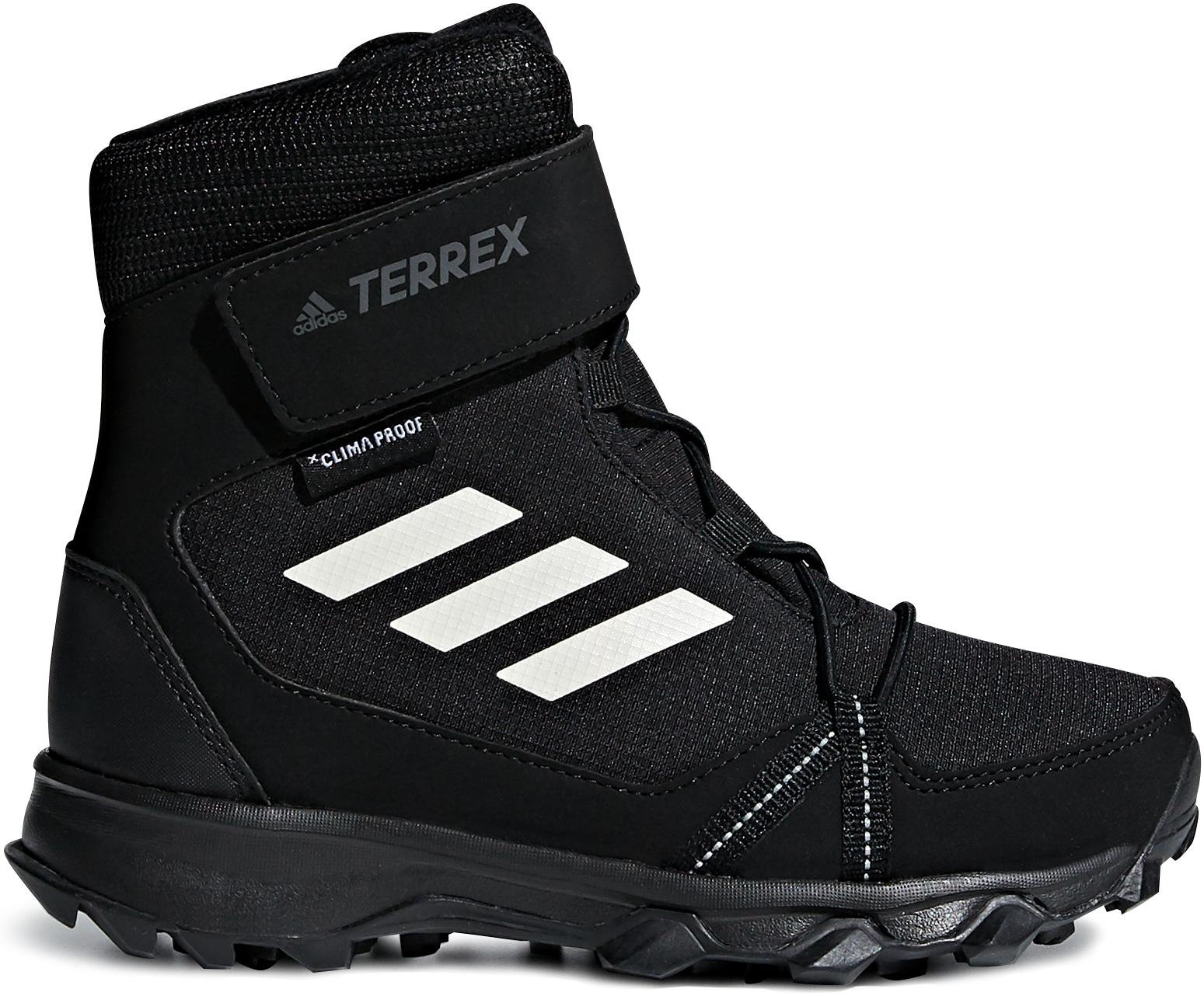 Adidas Ботинки детские утепленные Terrex Snow, размер 37,5