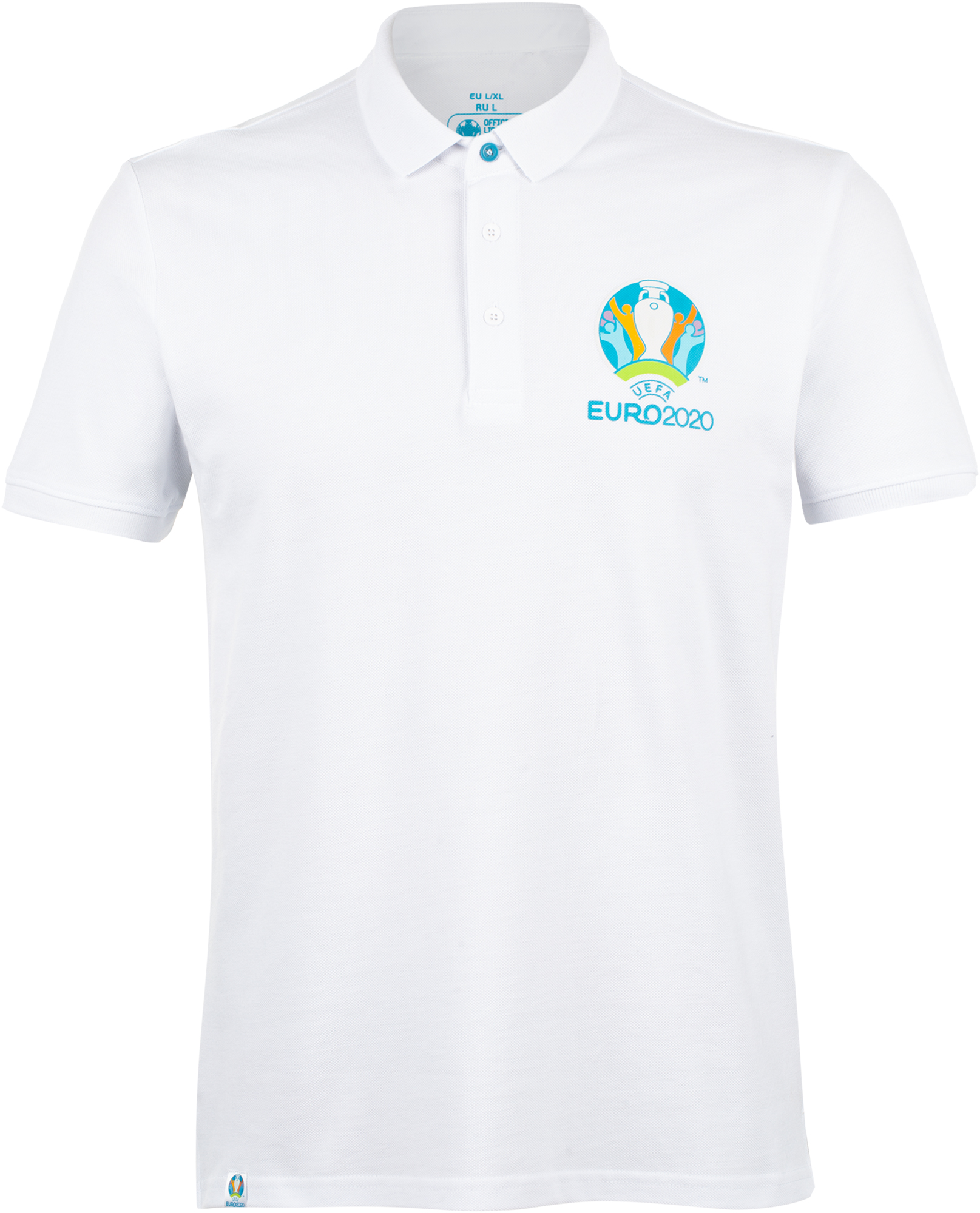 UEFA Поло мужское EURO 2020, размер 54