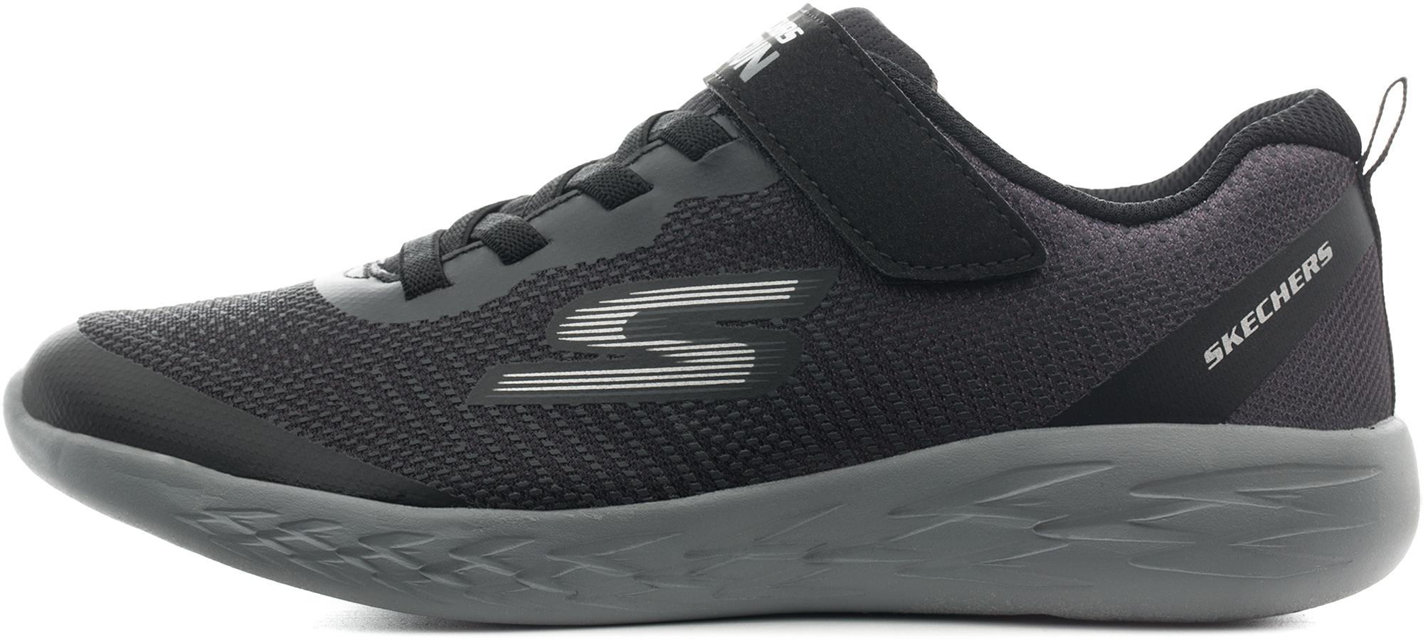 skechers кроссовки для девочек skechers go run 600 sparkle speed размер 38 Skechers Кроссовки для мальчиков Skechers Go Run 600-Farrox, размер 30