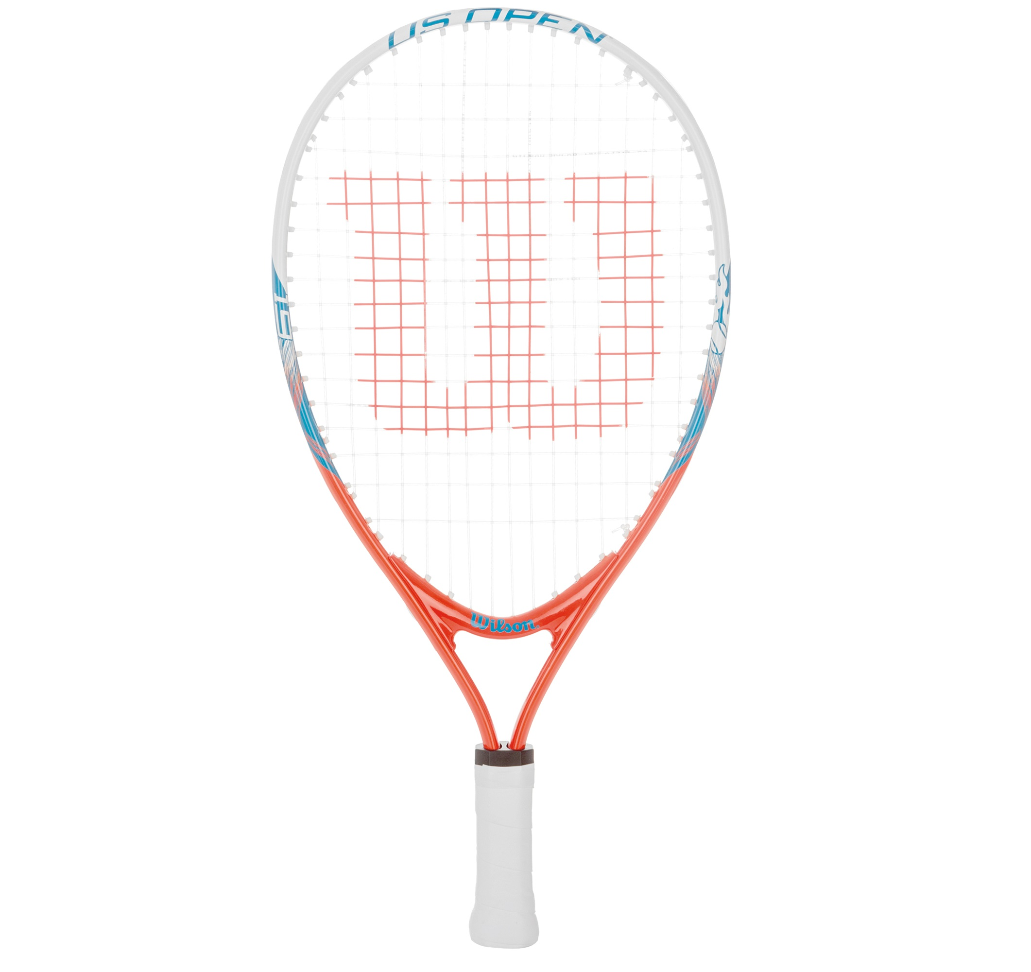 Wilson Ракетка для большого тенниса детская Wilson US Open 19 wilson набор мячей для большого тенниса wilson australian open 3 ball can размер без размера