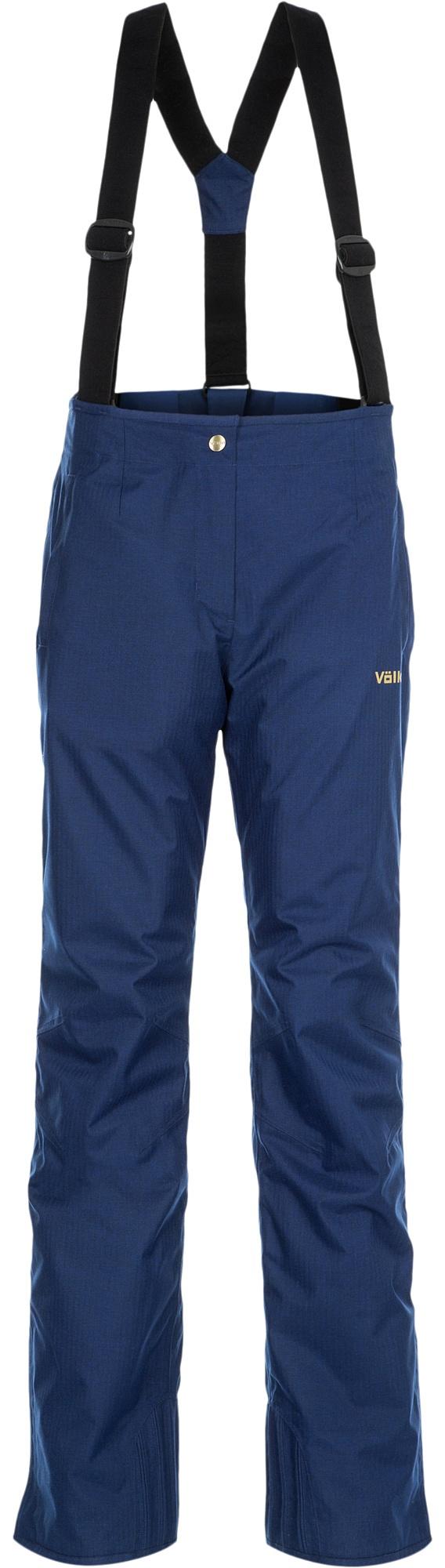 Volkl Брюки утепленные женские Volkl, размер 50 брюки утепленные женские icepeak цвет темно синий 854020542iv 390 размер 34 40