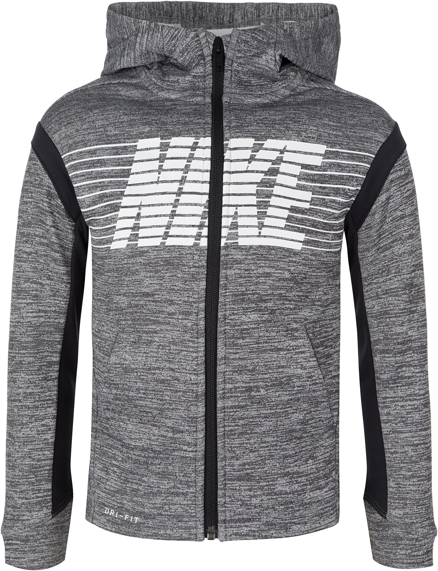 Nike Джемпер для мальчиков Nike Therma, размер 122 цена 2017