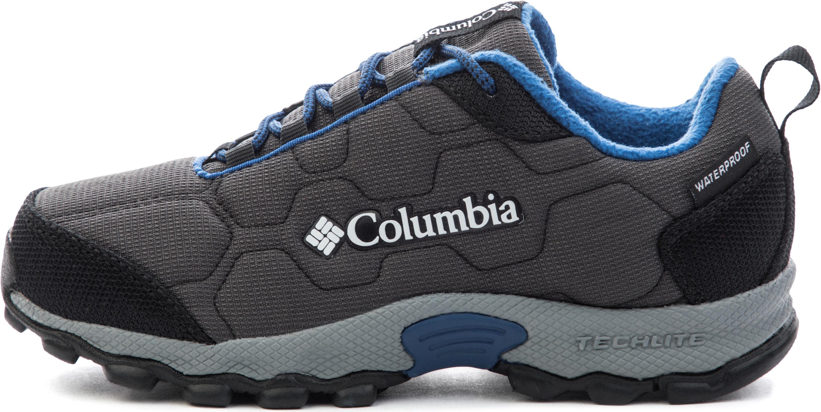 Columbia Ботинки утепленные для мальчиков Columbia Youth Firecamp Sledder 3, размер 39 цена