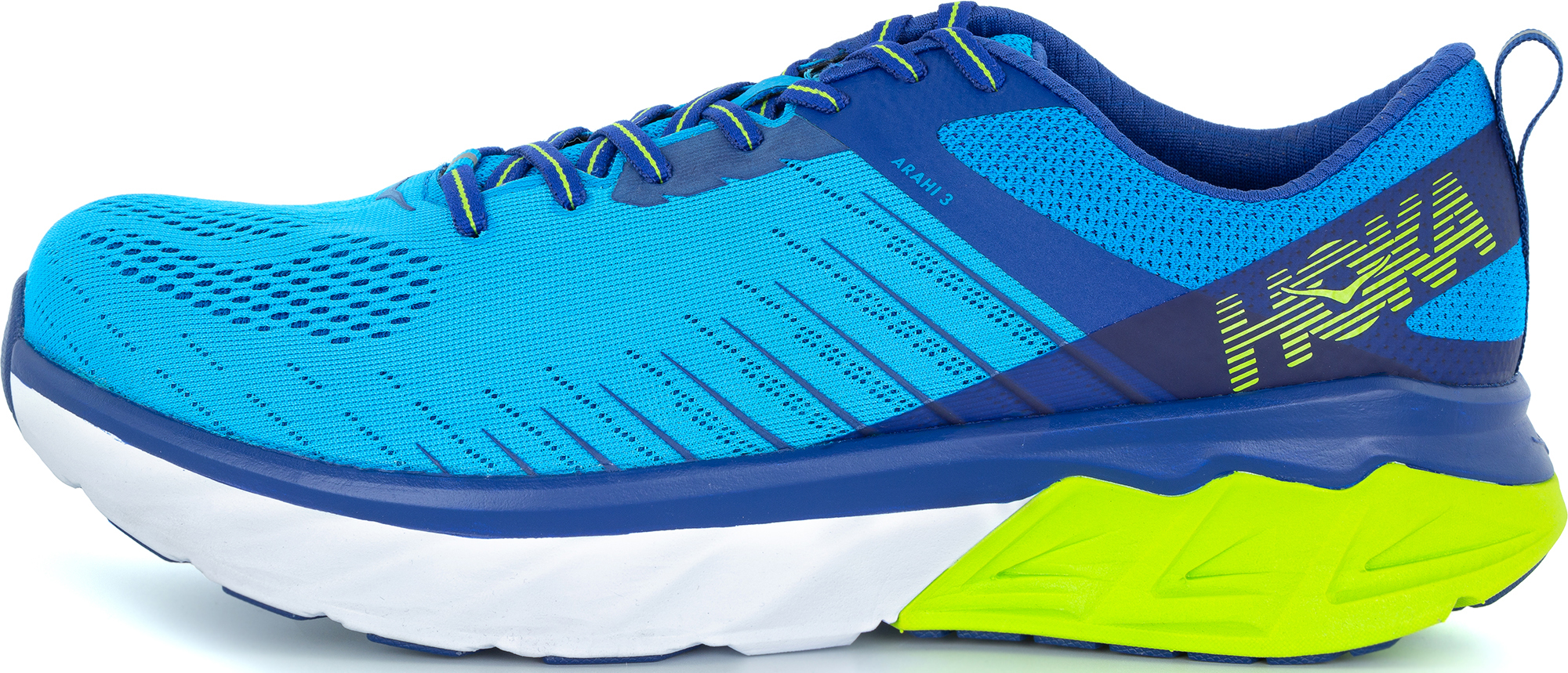 HOKA ONE ONE Кроссовки мужские HOKA ONE ONE Arahi 3, размер 40 hoka one one women s w conquest running shoe