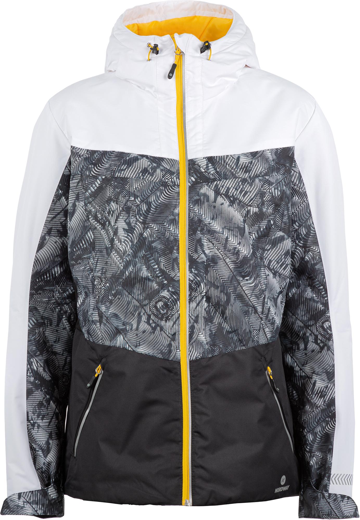 Nordway Куртка утепленная женская Nordway, размер 54 nordway куртка утепленная мужская nordway размер 46