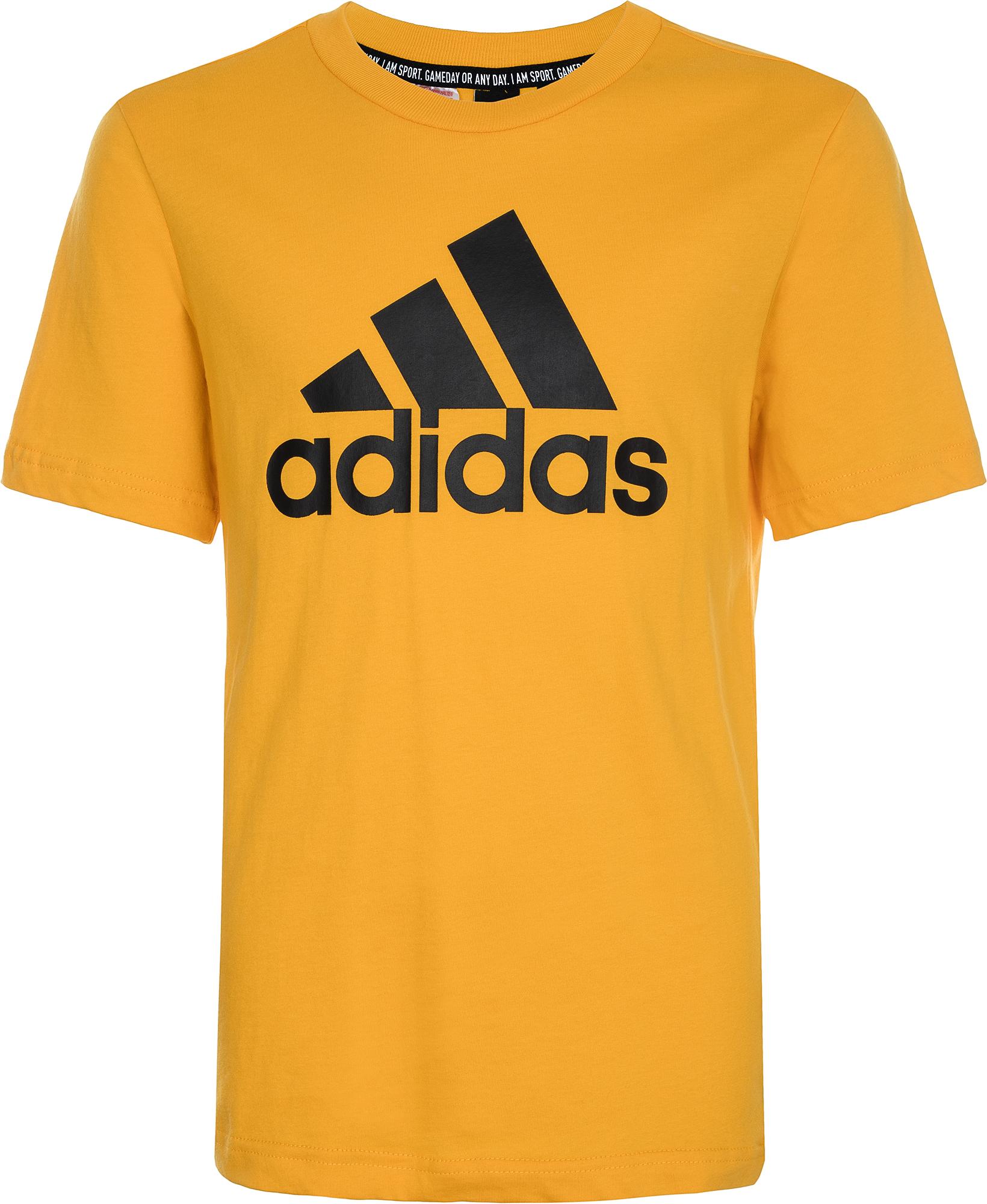 Adidas Футболка для мальчиков Adidas, размер 164