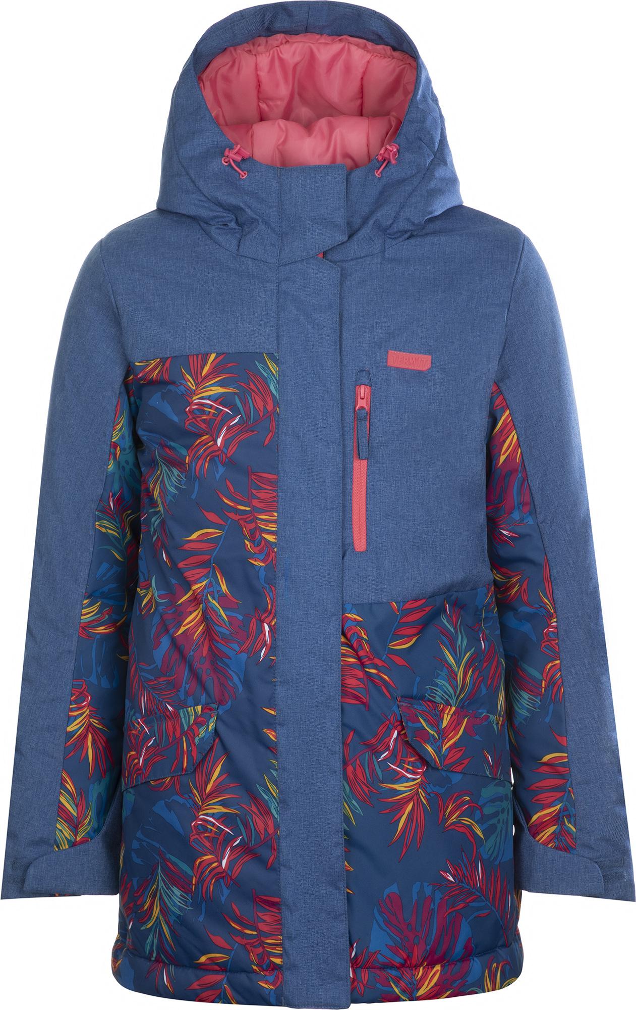 Termit Куртка утепленная для девочек Termit, размер 134
