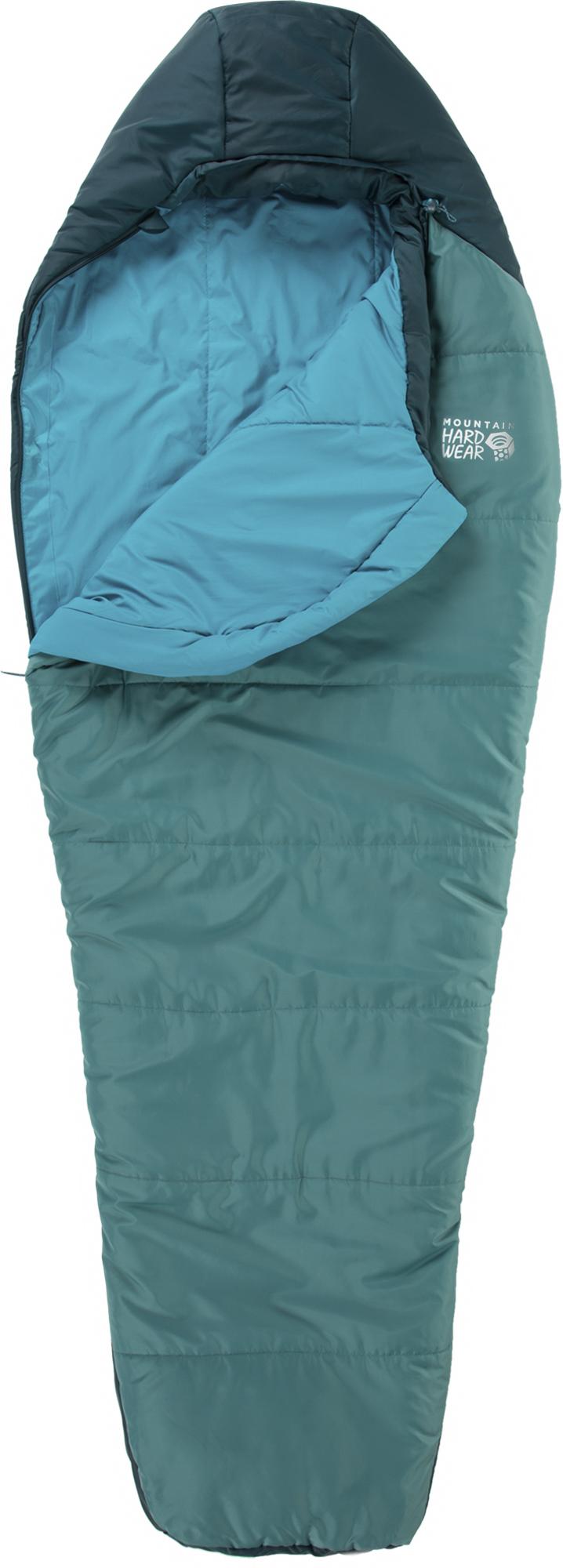 Mountain Hardwear Спальный мешок Mountain Hardwear Bozeman -3 правосторонний спальный мешок atemi dream