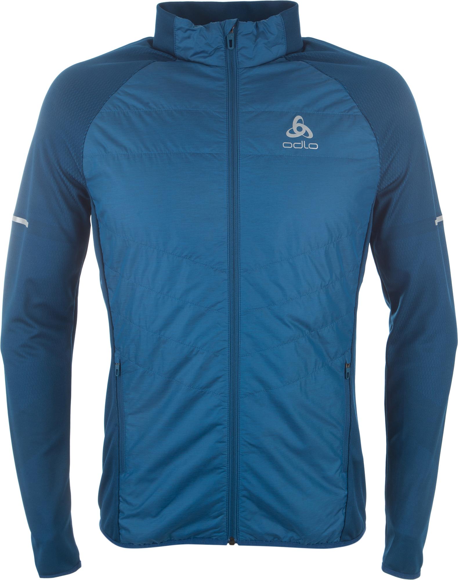 купить Odlo Куртка утепленная мужская Odlo Irbis Hybrid Seamless X-Warm, размер 52-54 по цене 7999 рублей