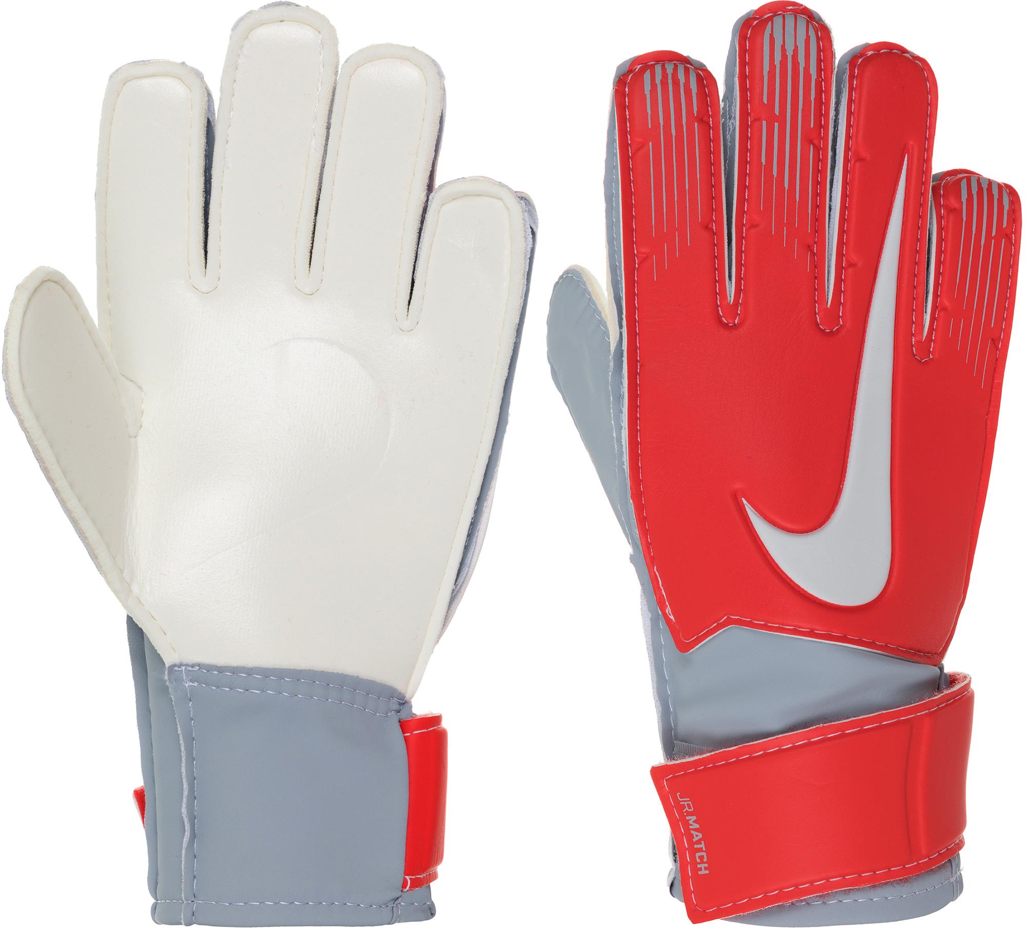 Nike Перчатки вратарские детские Nike Junior Match Goalkeeper, размер 4