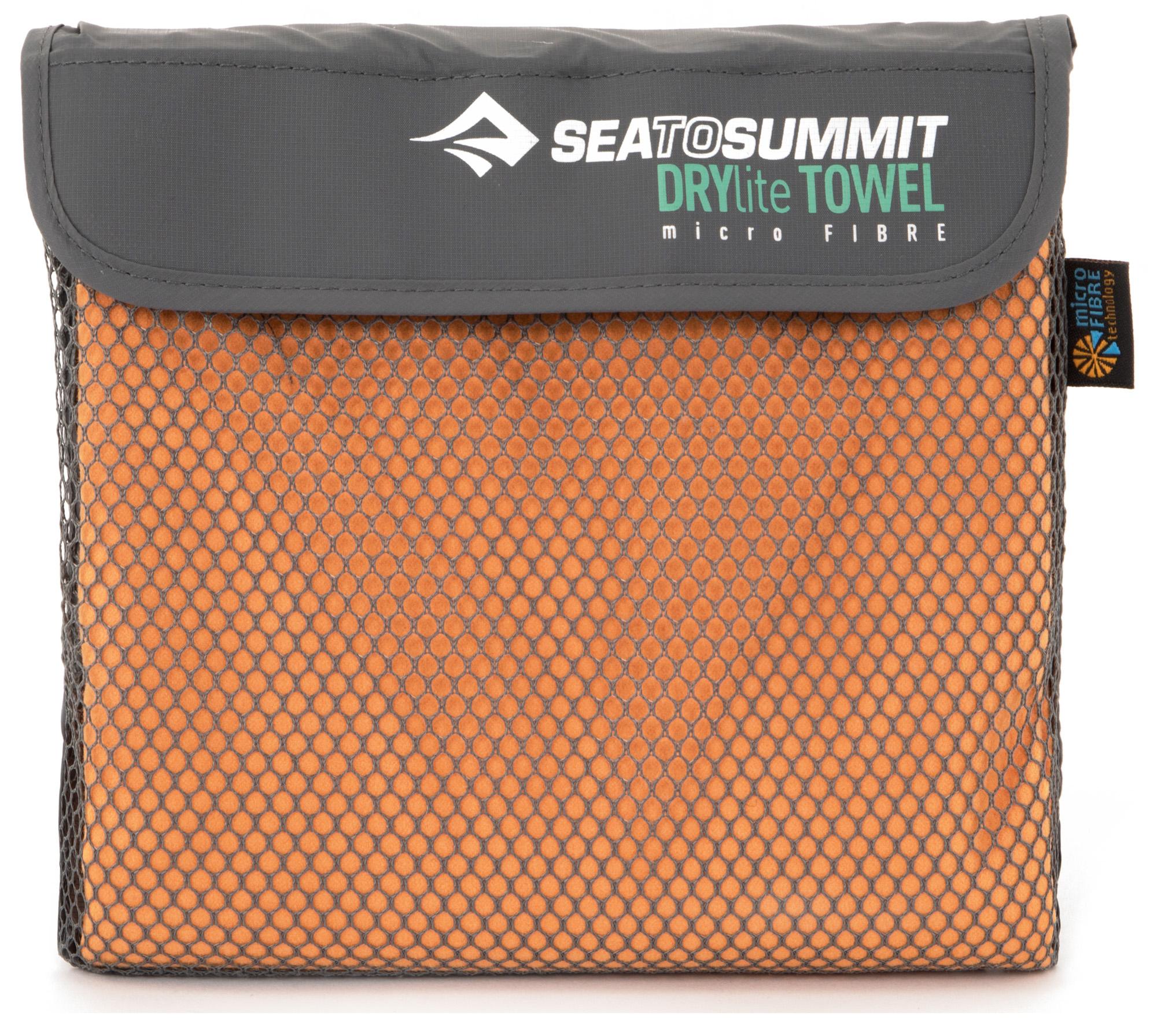 SEA TO SUMMIT Полотенце SEA TO SUMMIT DryLite 60 х 120 см комплектующие для спортивных сумок sea to summit 56928afrb25spp 2015 afrb25srpp