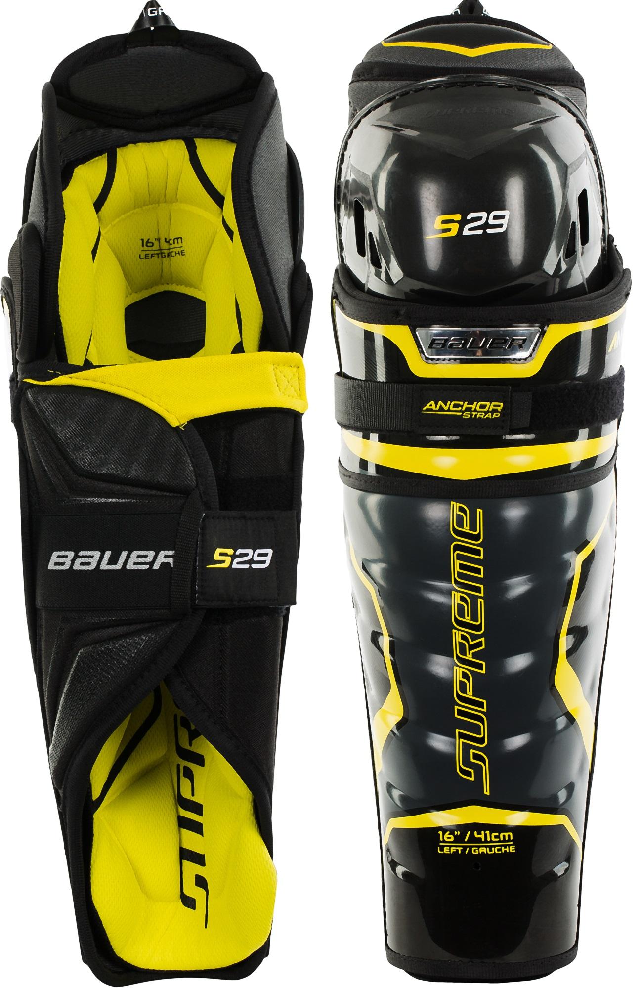 Bauer Щитки хоккейные Supreme S29 - SR