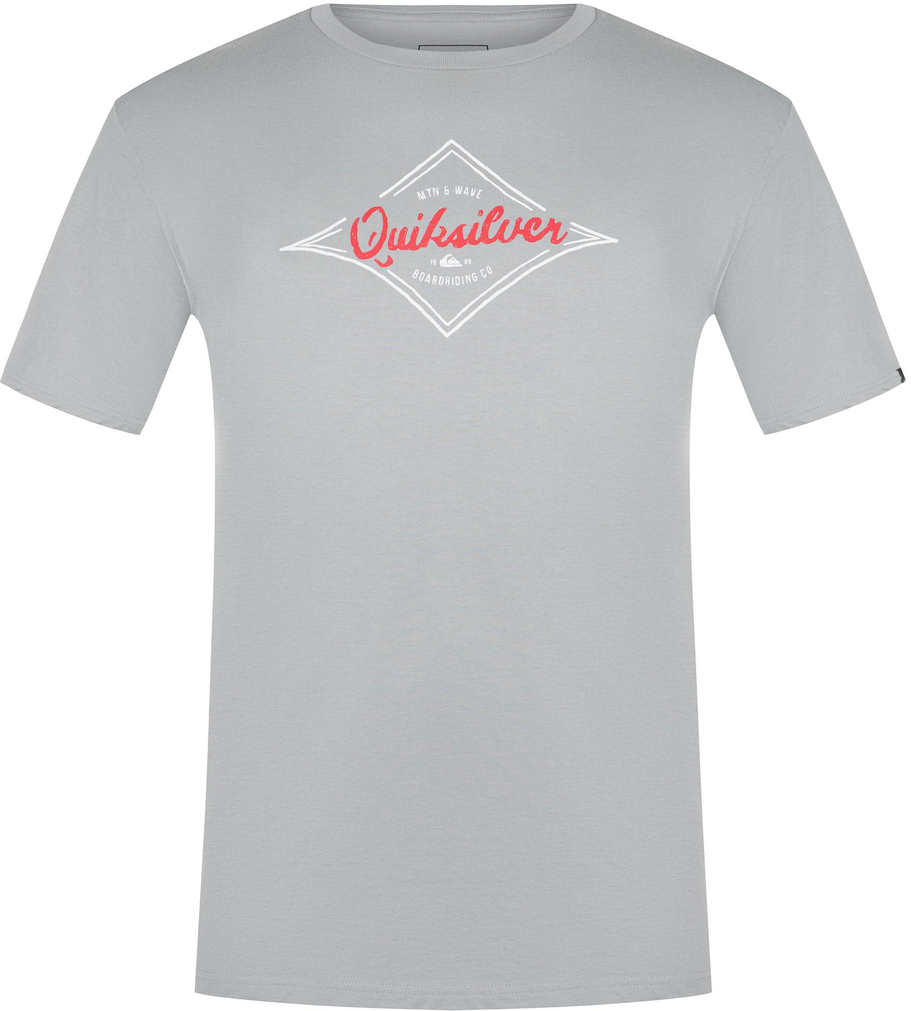 цена на Quiksilver Футболка мужская Quiksilver Flaxton, размер 48-50