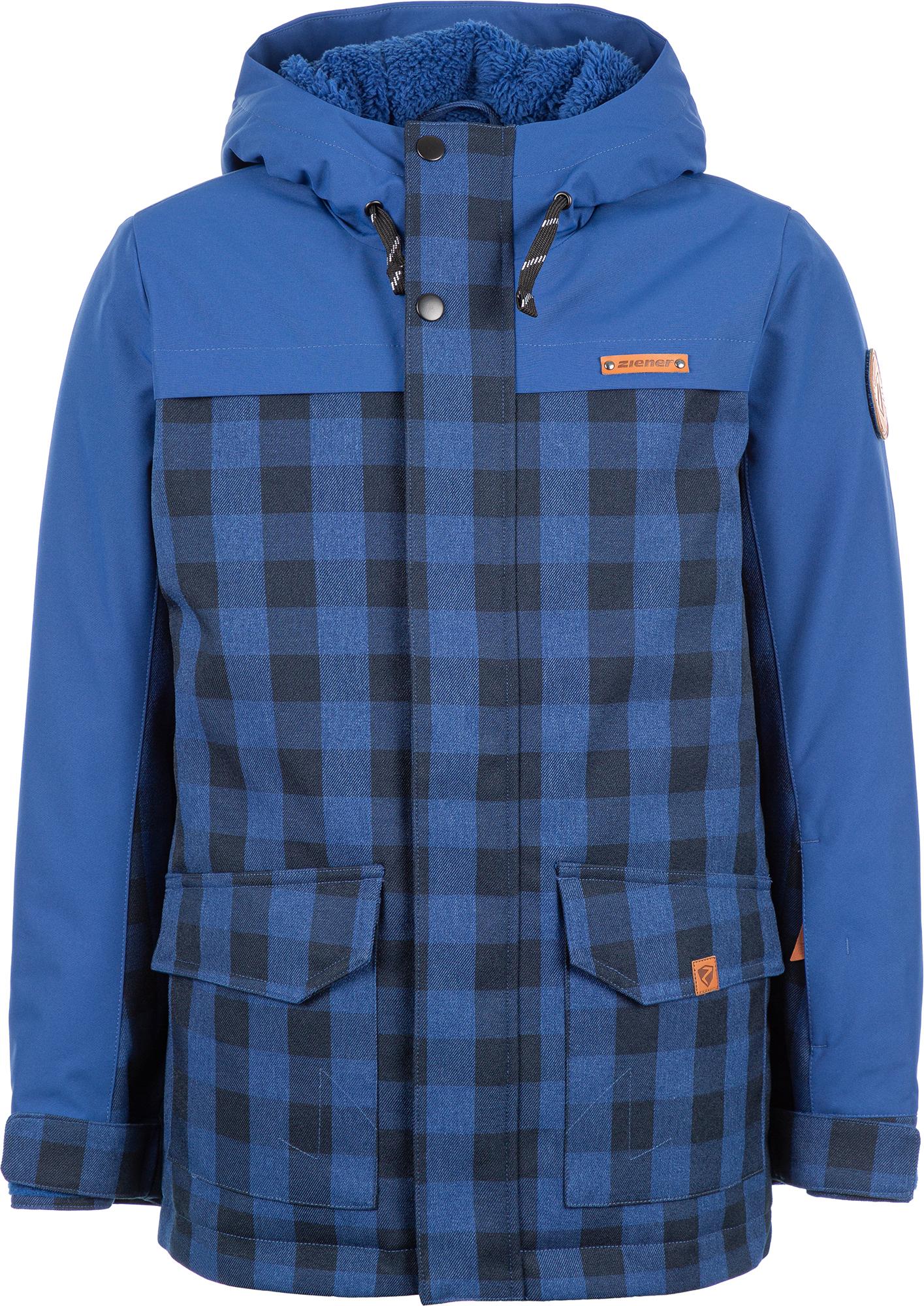 Ziener Куртка утепленная для мальчиков Ziener Alinus, размер 164
