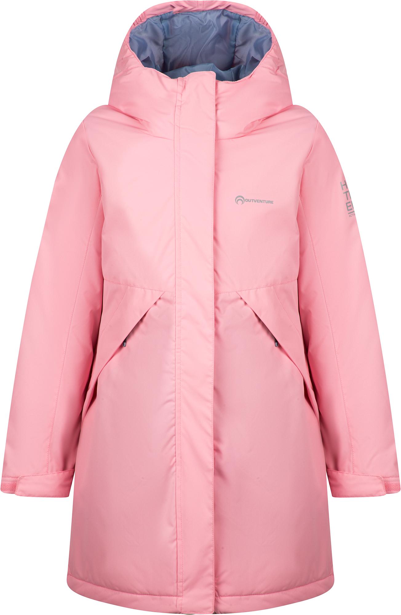 цена на Outventure Куртка утепленная для девочек Outventure, размер 152