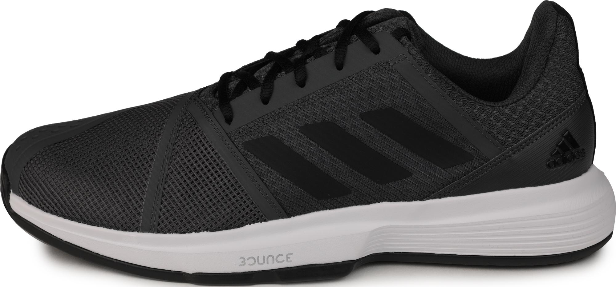Adidas Кроссовки мужские Adidas CourtJam Bounce Clay, размер 43 adidas кроссовки мужские adidas bounce размер 40 5