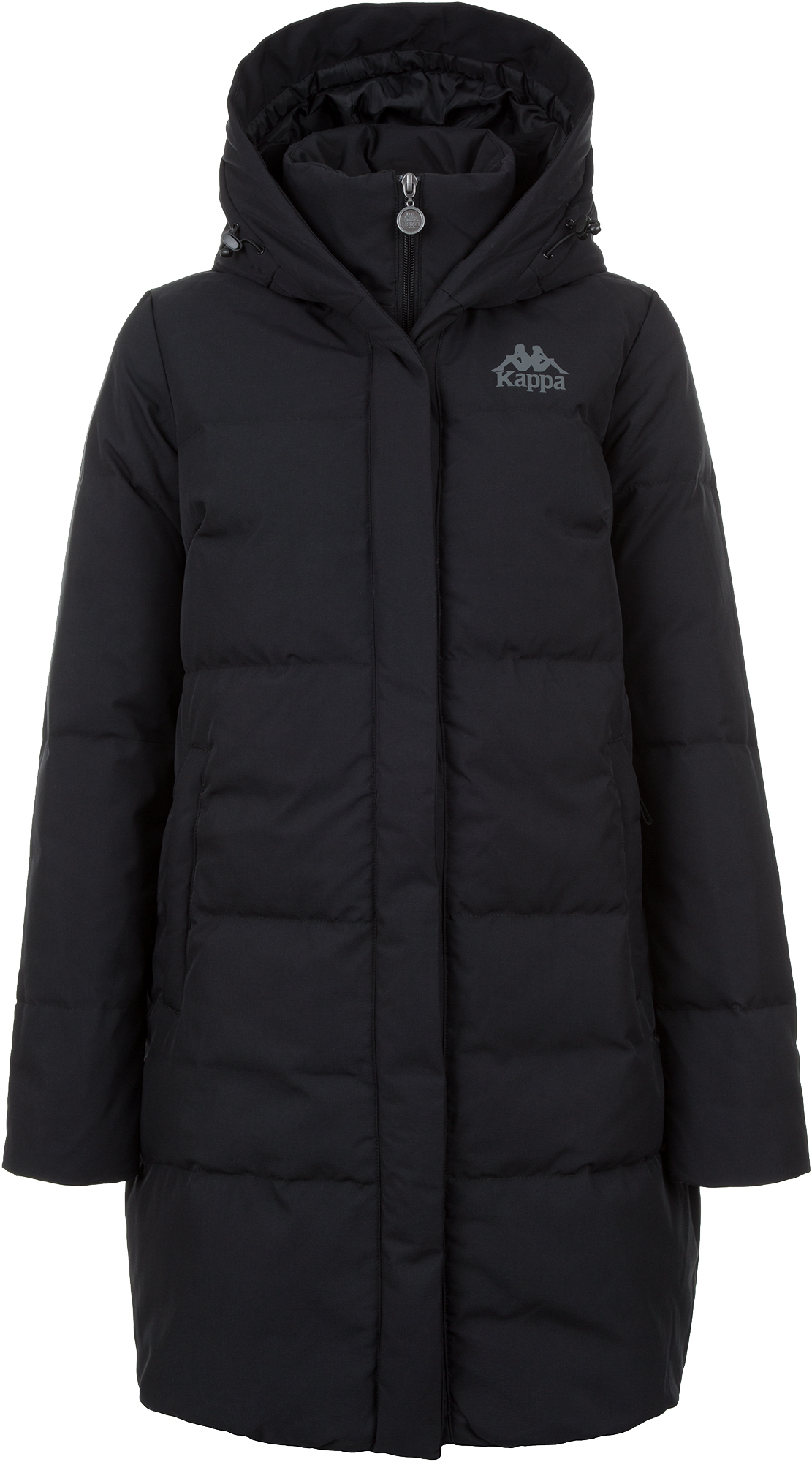 Kappa Куртка пуховая женская Kappa, размер 50