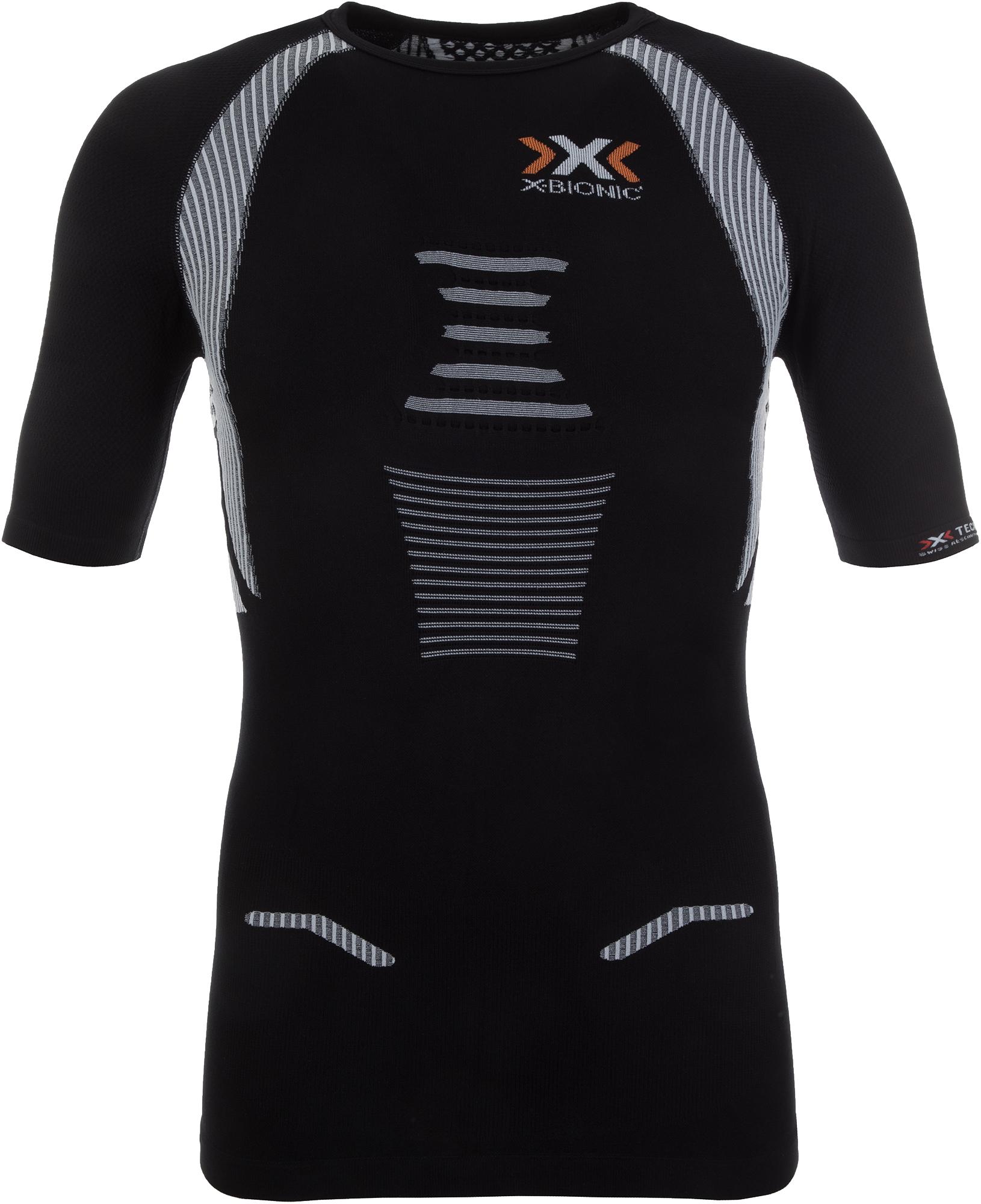 X-Bionic Футболка мужская X-Bionic The Trick Ow, размер 54 цена 2017
