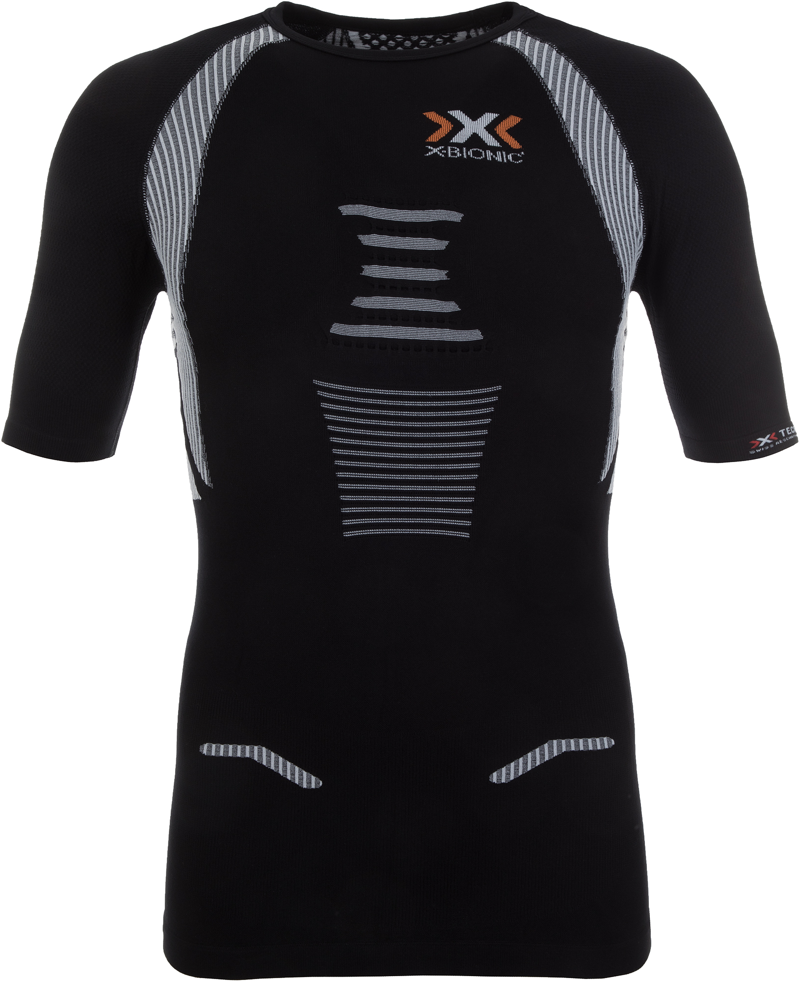 X-Bionic Футболка мужская X-Bionic The Trick Ow, размер 54 футболка x bionic x bionic effektor running powershirt®