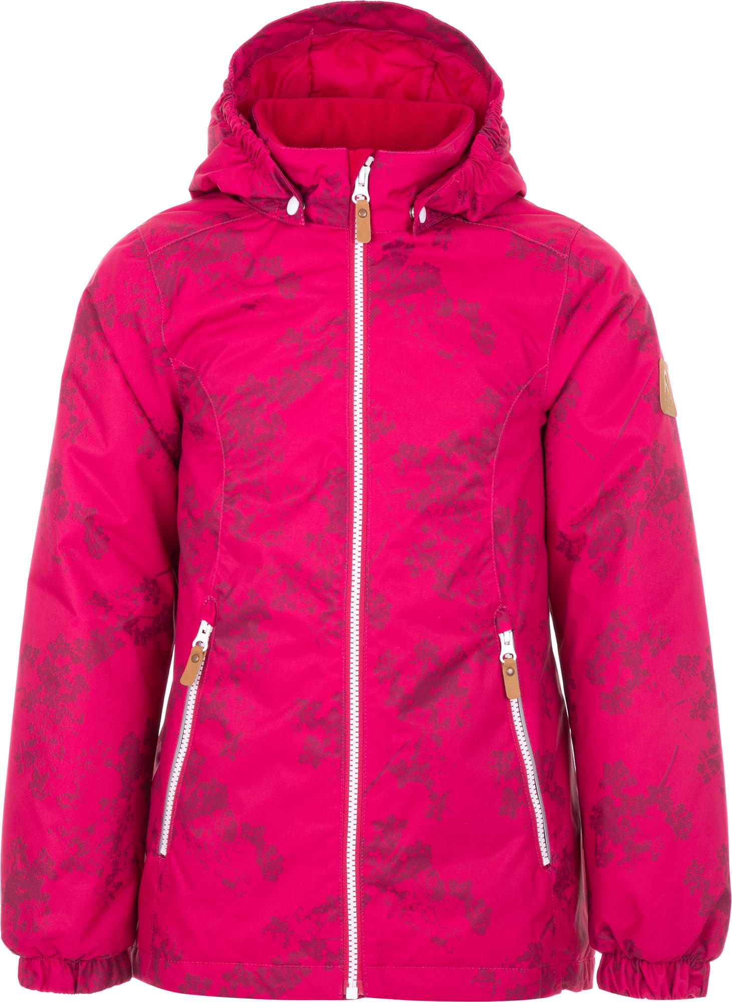 Reima Куртка утепленная для девочек Reima Ovlin, размер 140