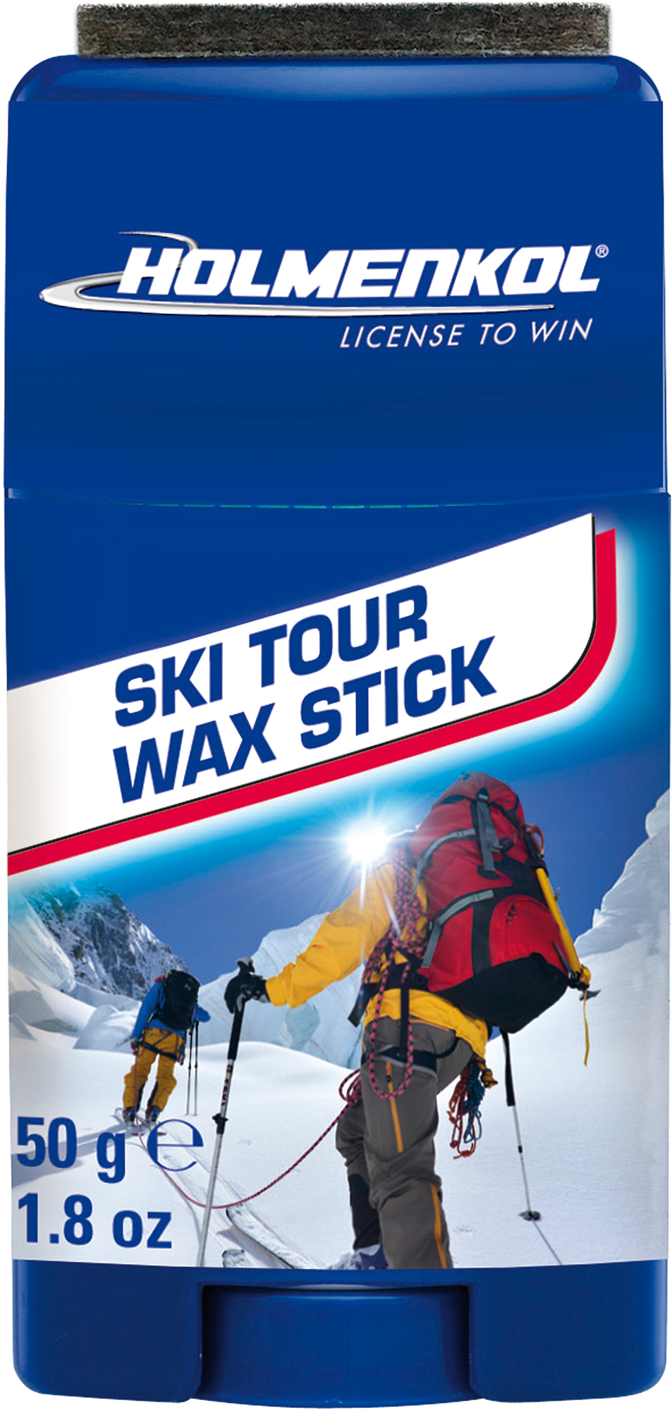 HOLMENKOL Мазь скольжения быстрого нанесения HOLMENKOL Ski Tour Wax Stick traditional gold 5 pieces sealing wax stick