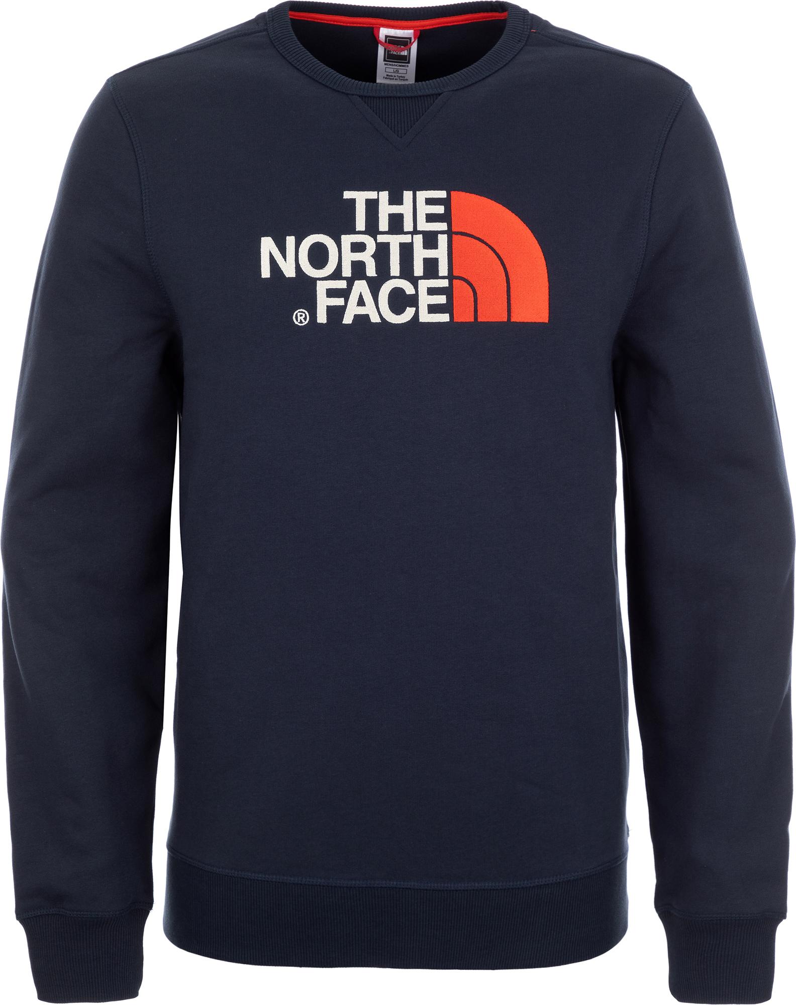 The North Face Джемпер мужской The North Face Drew Peak Crew, размер 52 цена и фото